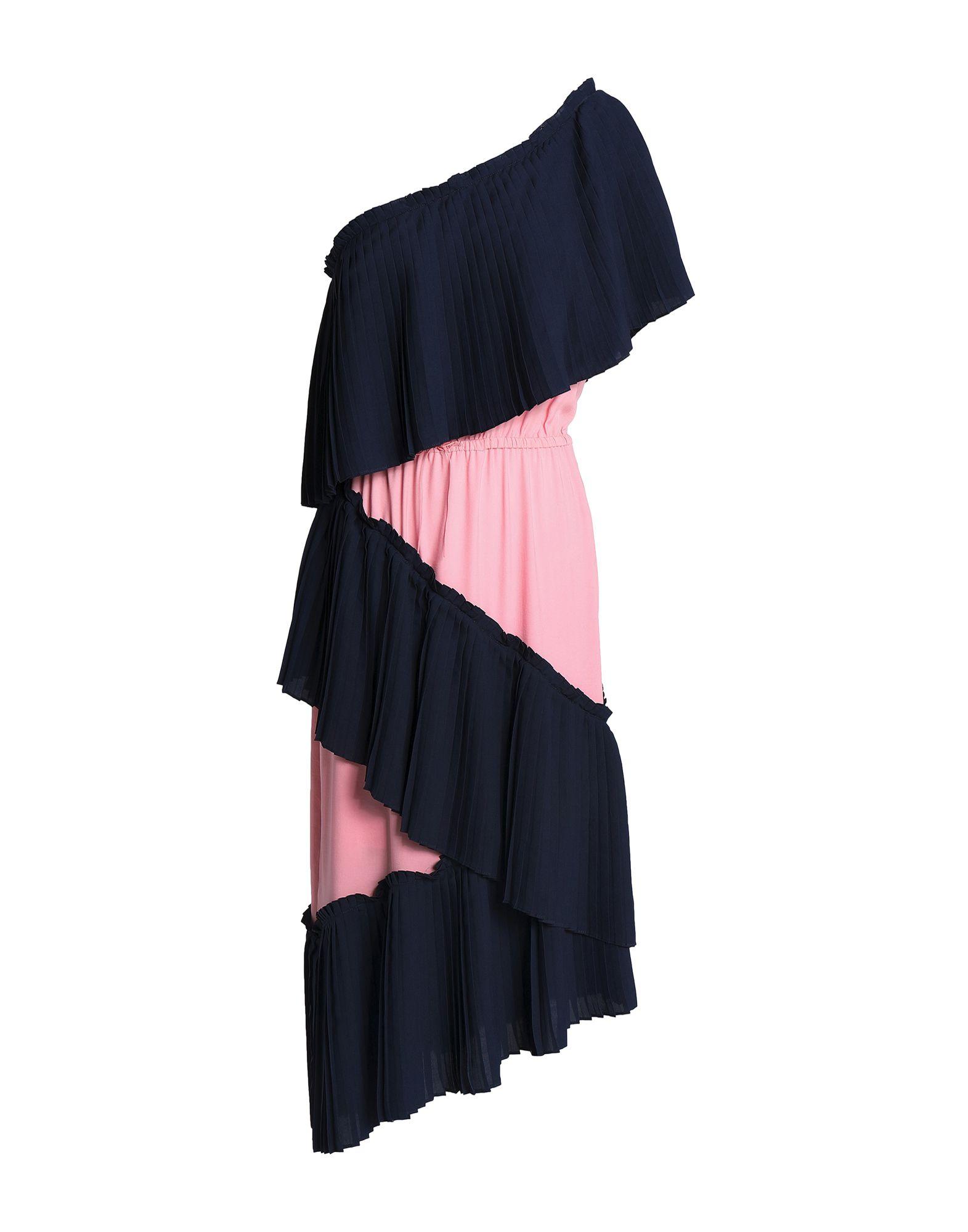 MARCO DE VINCENZO Платье до колена marco de vincenzo длинное платье