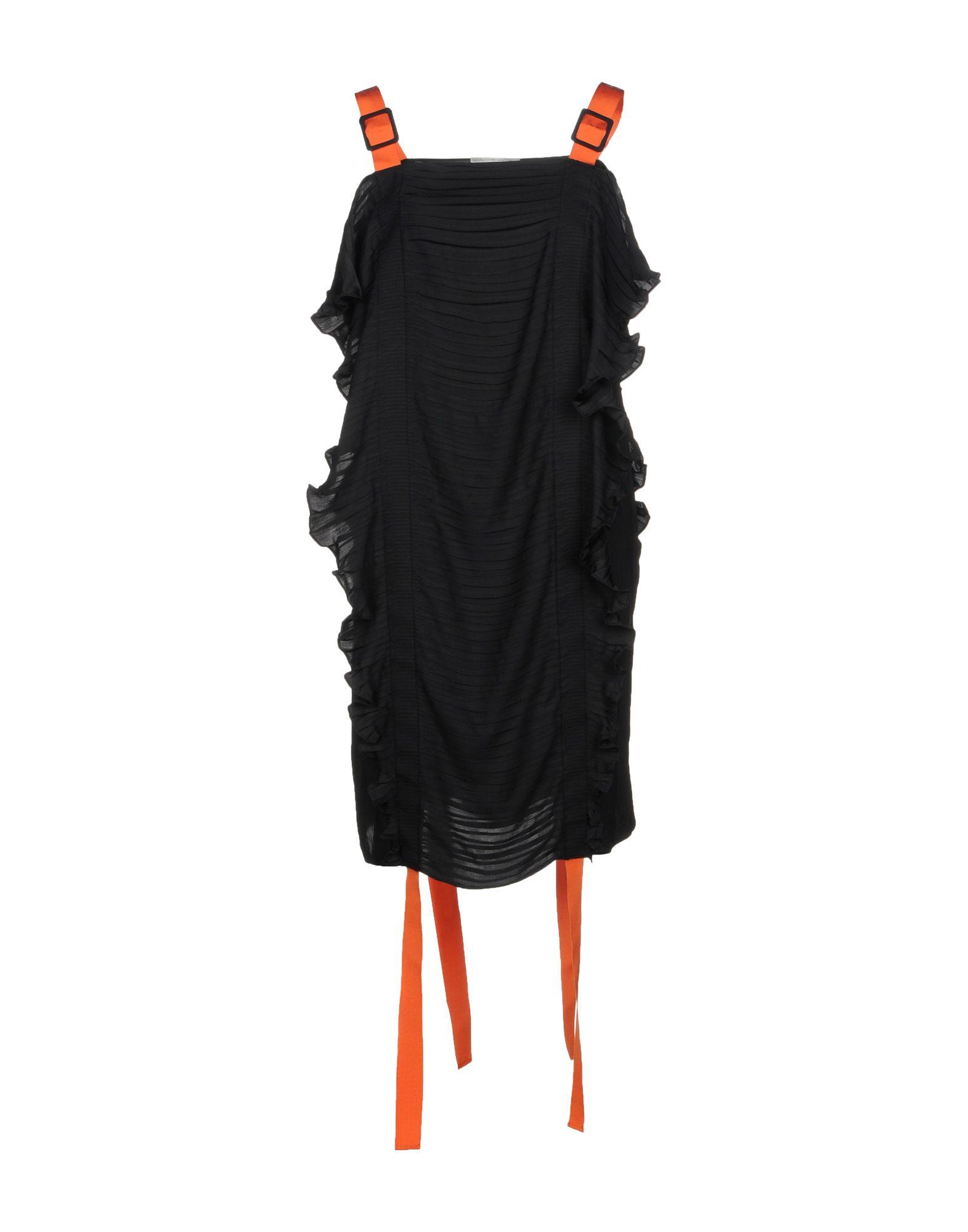 MARCO DE VINCENZO Короткое платье pas de quoi короткое платье
