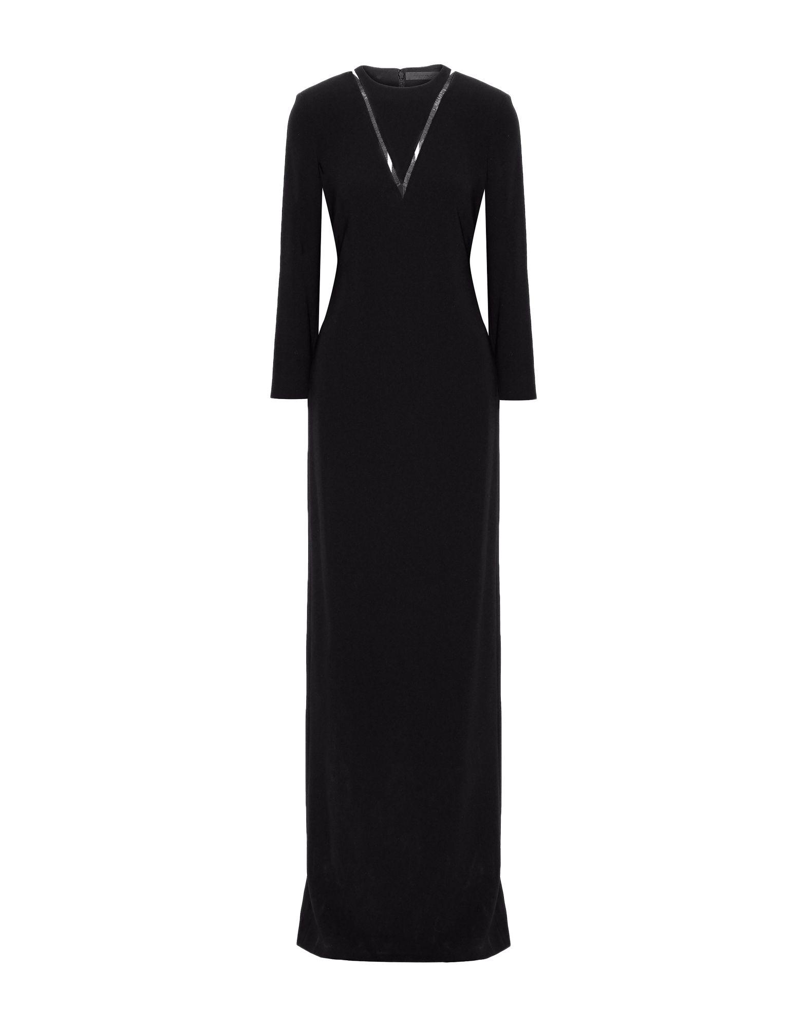 ALEXANDER WANG Длинное платье t by alexander wang свитер