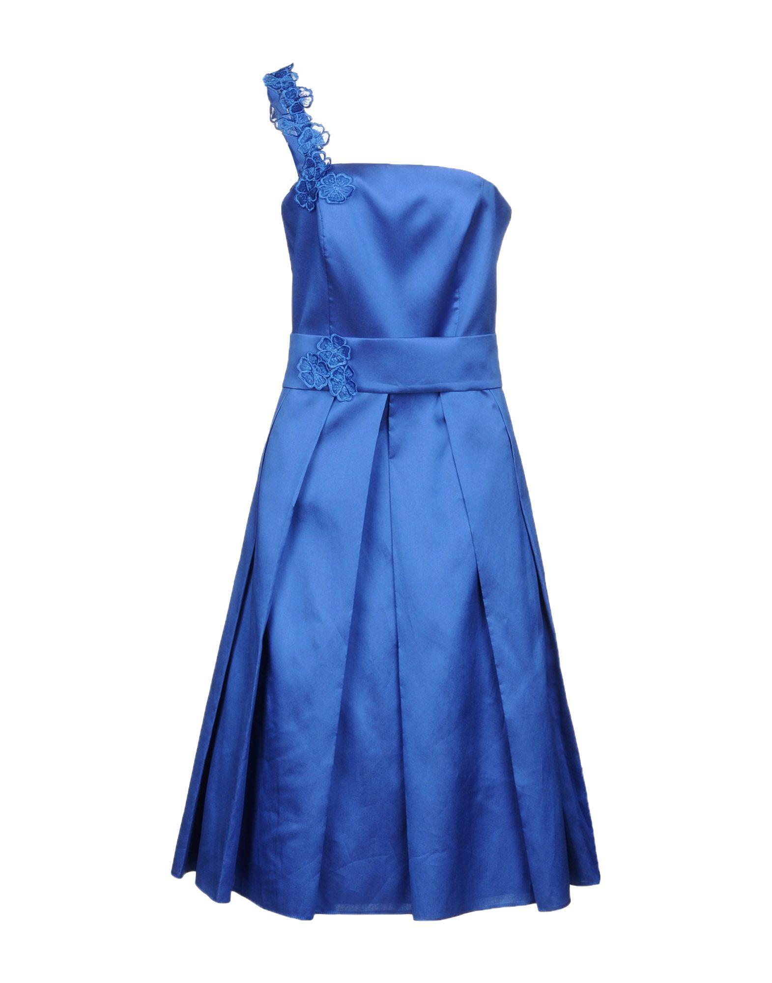 ESTHEFAN Платье длиной 3/4 lisa corti платье длиной 3 4