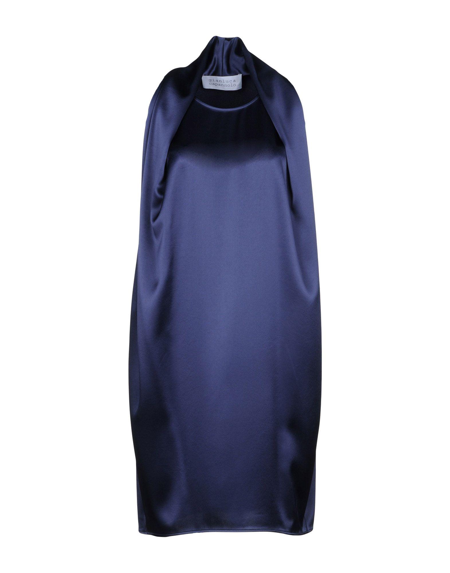 цены на GIANLUCA CAPANNOLO Платье до колена в интернет-магазинах