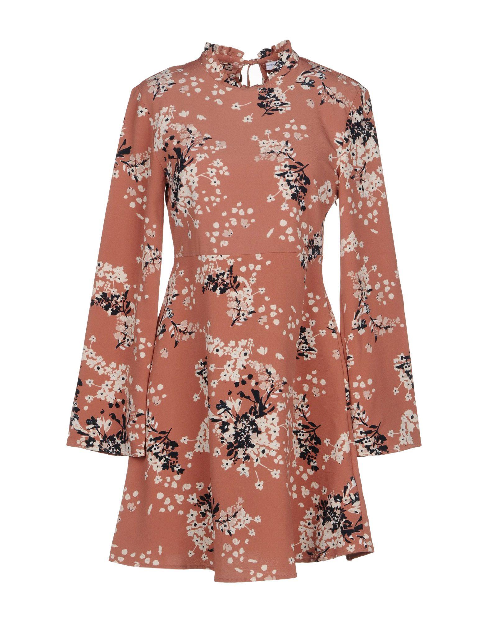 JACQUELINE de YONG Короткое платье платье jacqueline de yong jacqueline de yong ja908ewxui34