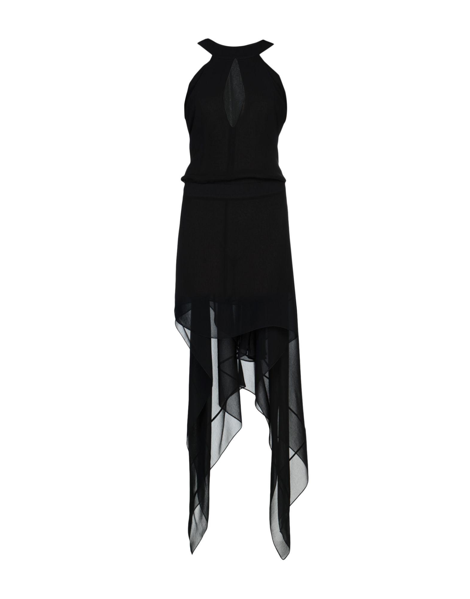 VERSACE COLLECTION Платье до колена paolo casalini платье до колена