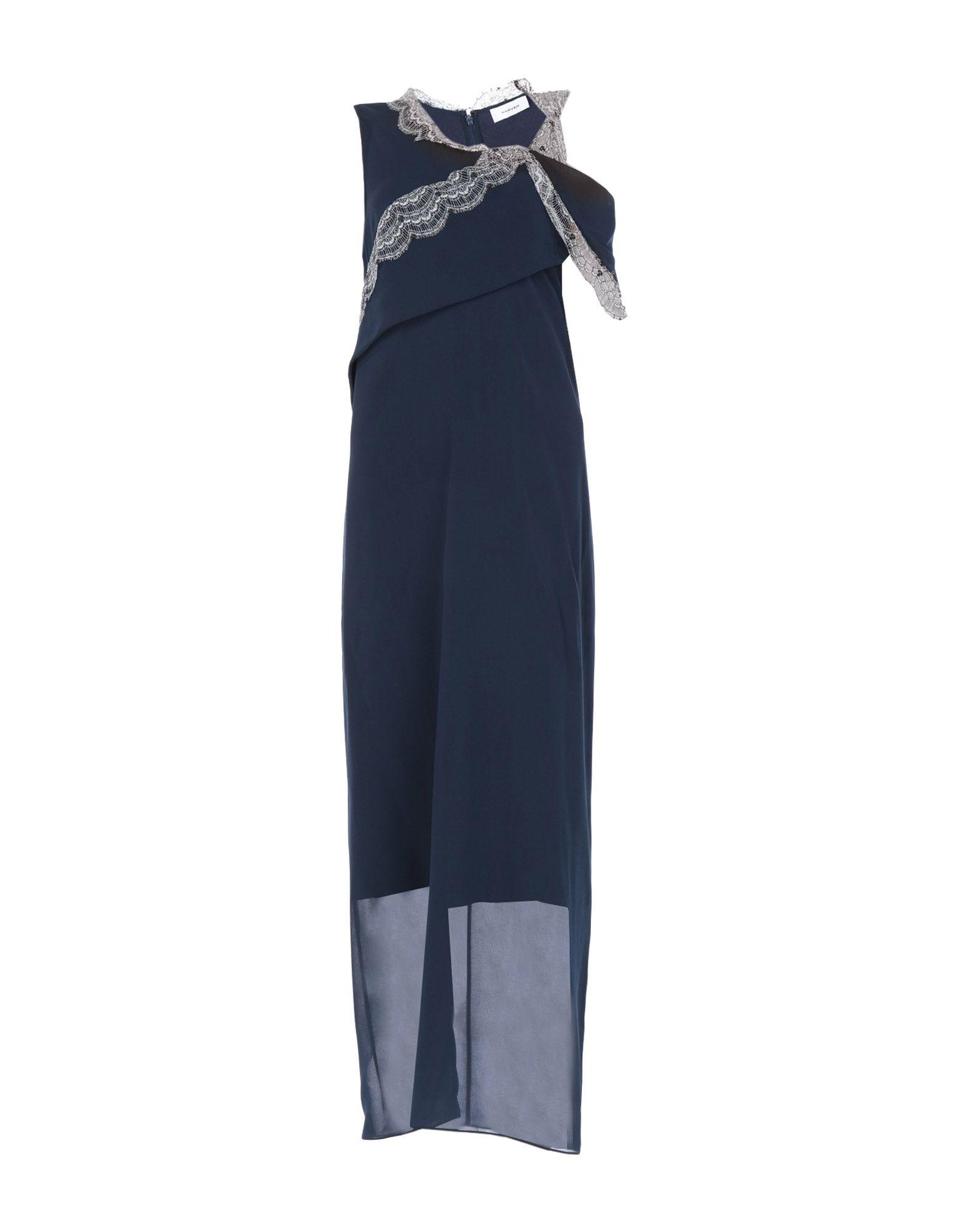 Фото - CARVEN Длинное платье ferrante длинное платье