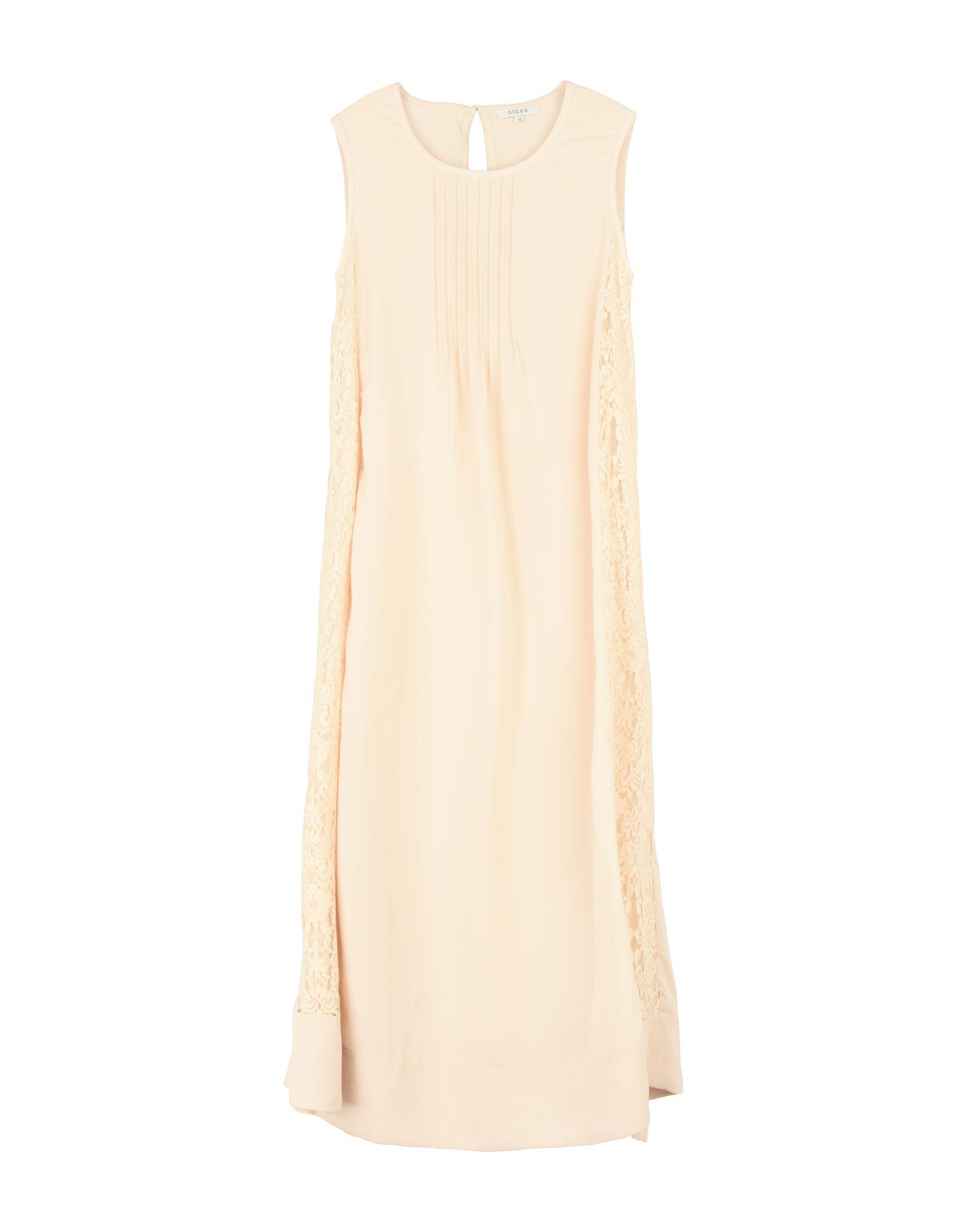 GIGUE Платье длиной 3/4 lisa corti платье длиной 3 4