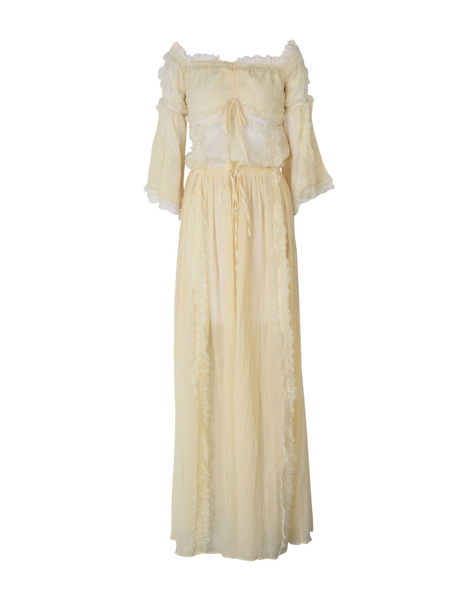 WANDERING Длинное платье