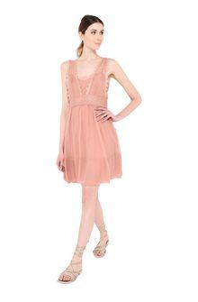 ALBERTA FERRETTI Pink mini dress Short Dress Woman a