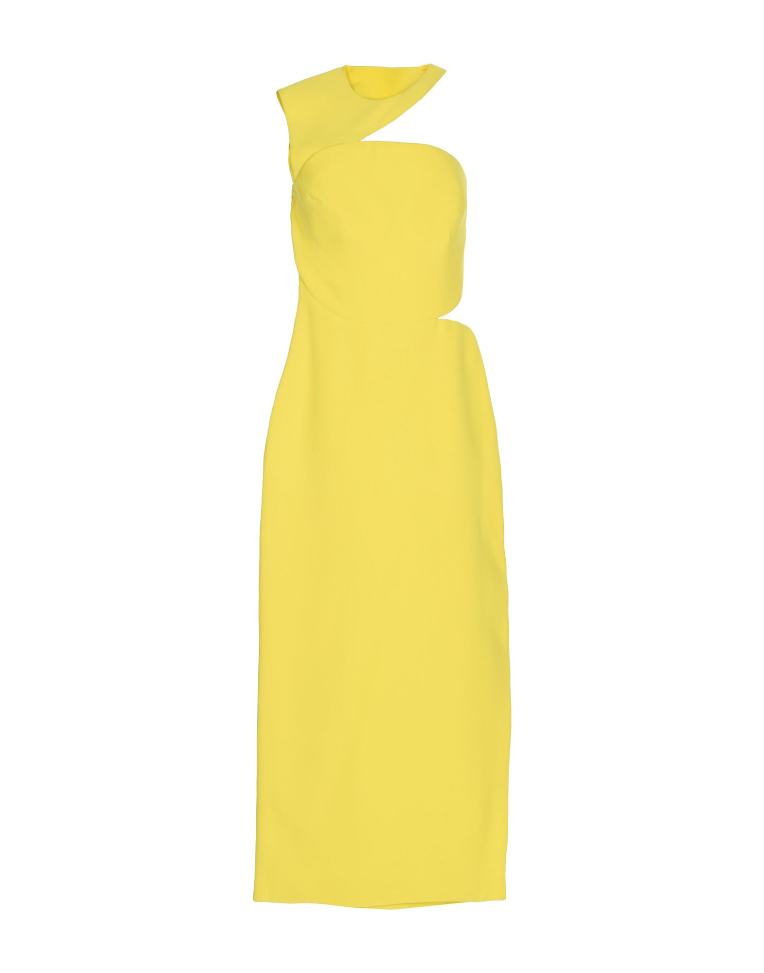 Long Dress, Yellow