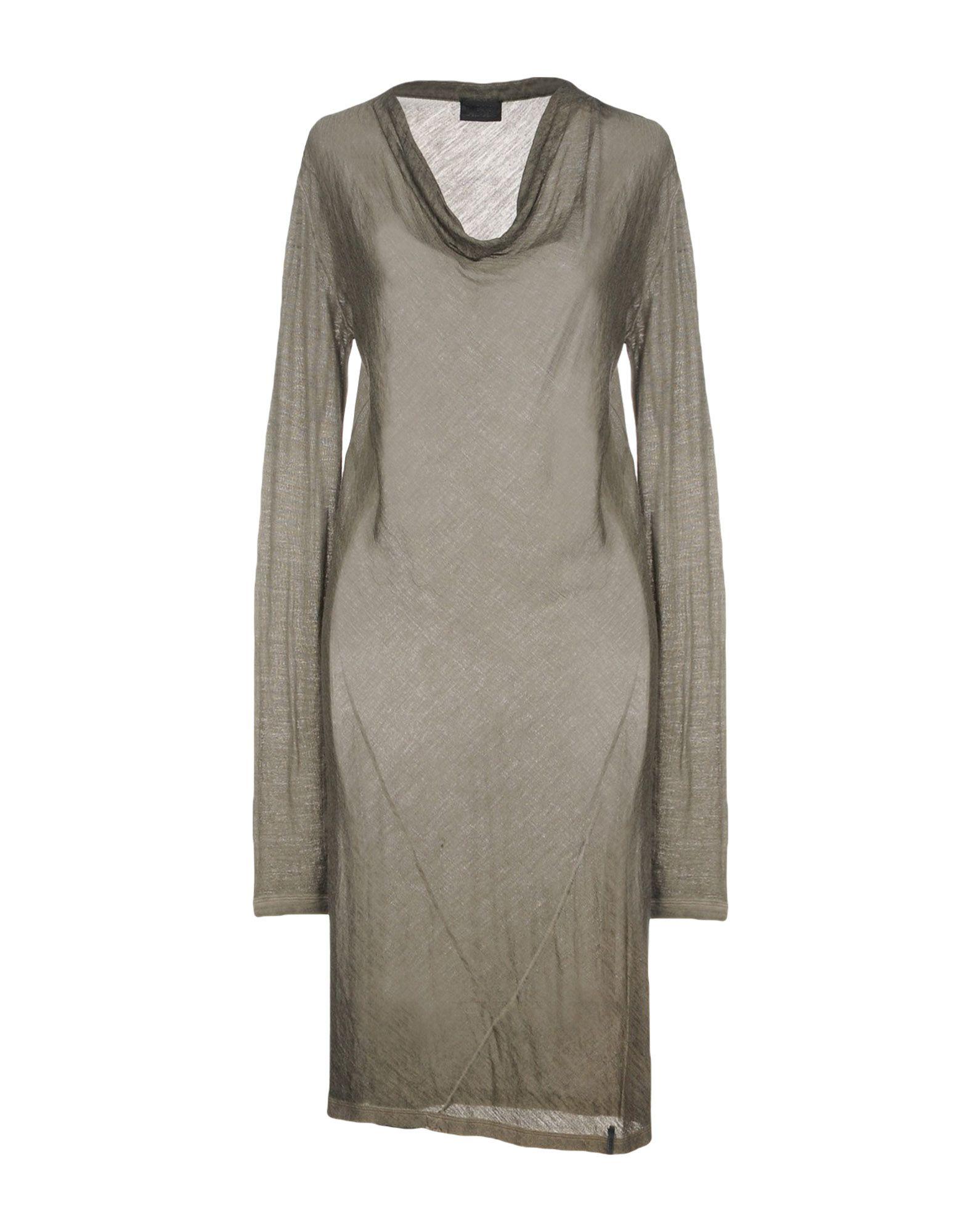 где купить DIESEL Платье до колена по лучшей цене