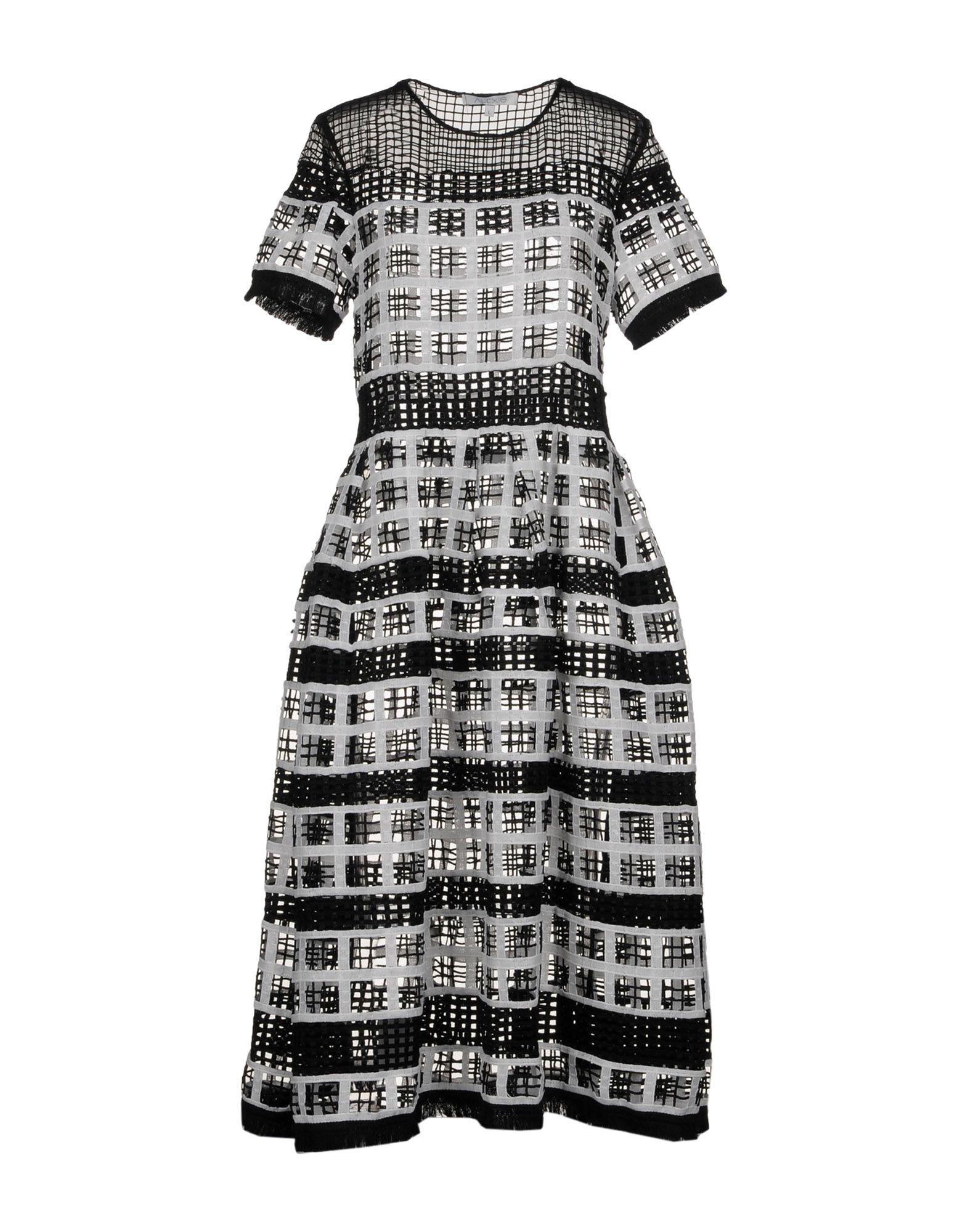 ALEXIS Платье длиной 3/4 alexis блузка