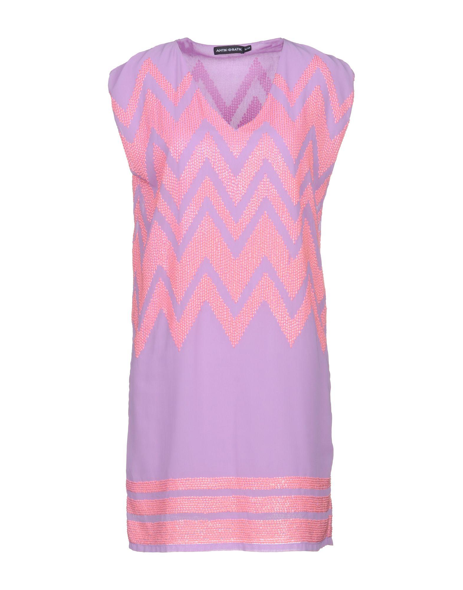 цена ANTIK BATIK Короткое платье онлайн в 2017 году