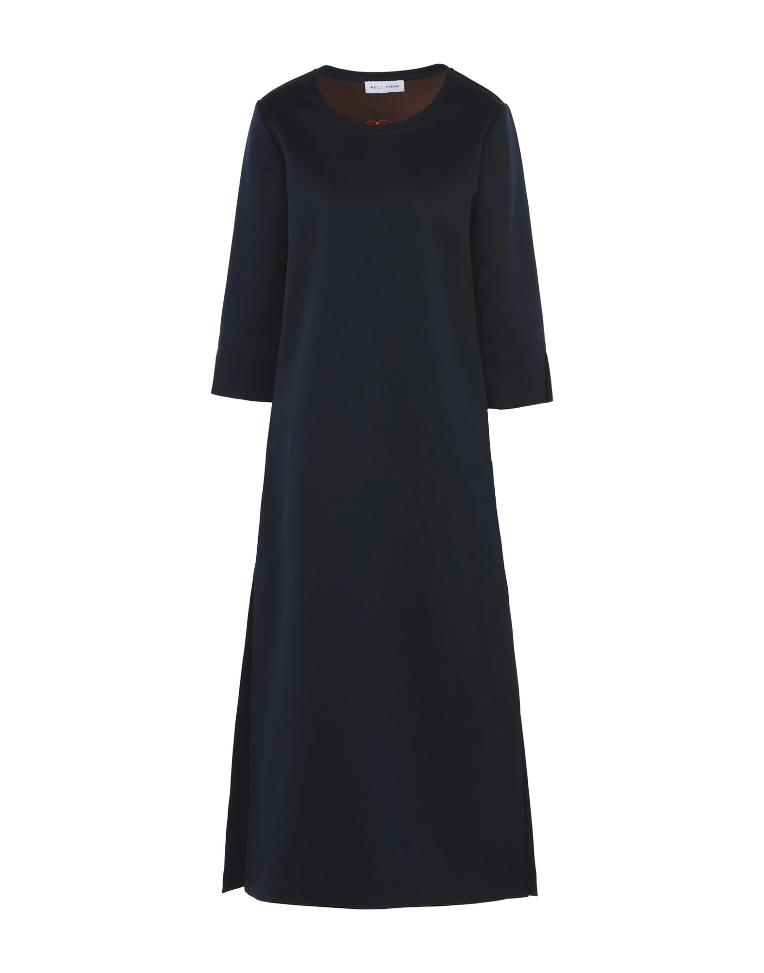 WEILI ZHENG Платье длиной 3/4