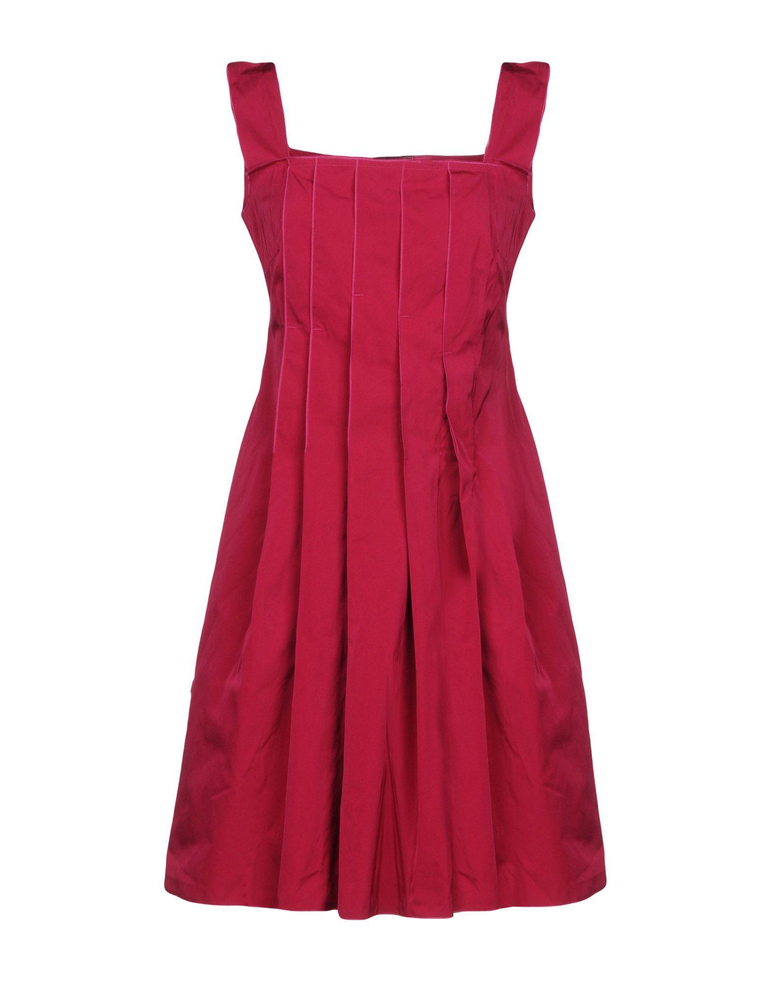 NINA RICCI Короткое платье nina ricci полосатая юбка