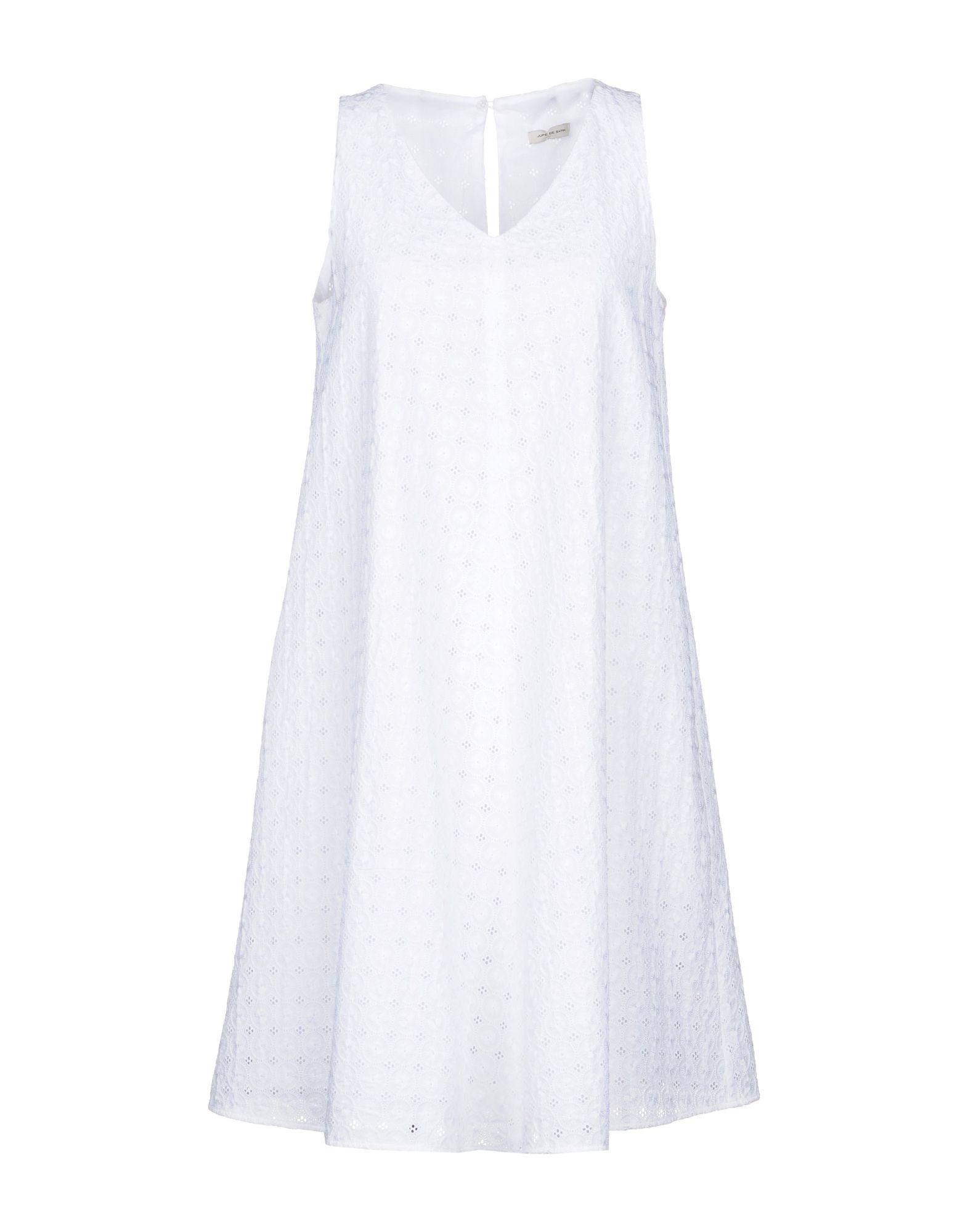 цена на JUPE DE SATIN Короткое платье