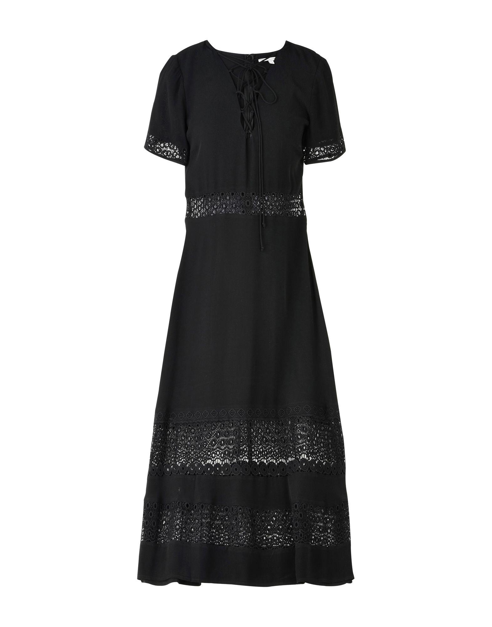 где купить REBECCA MINKOFF Платье длиной 3/4 по лучшей цене