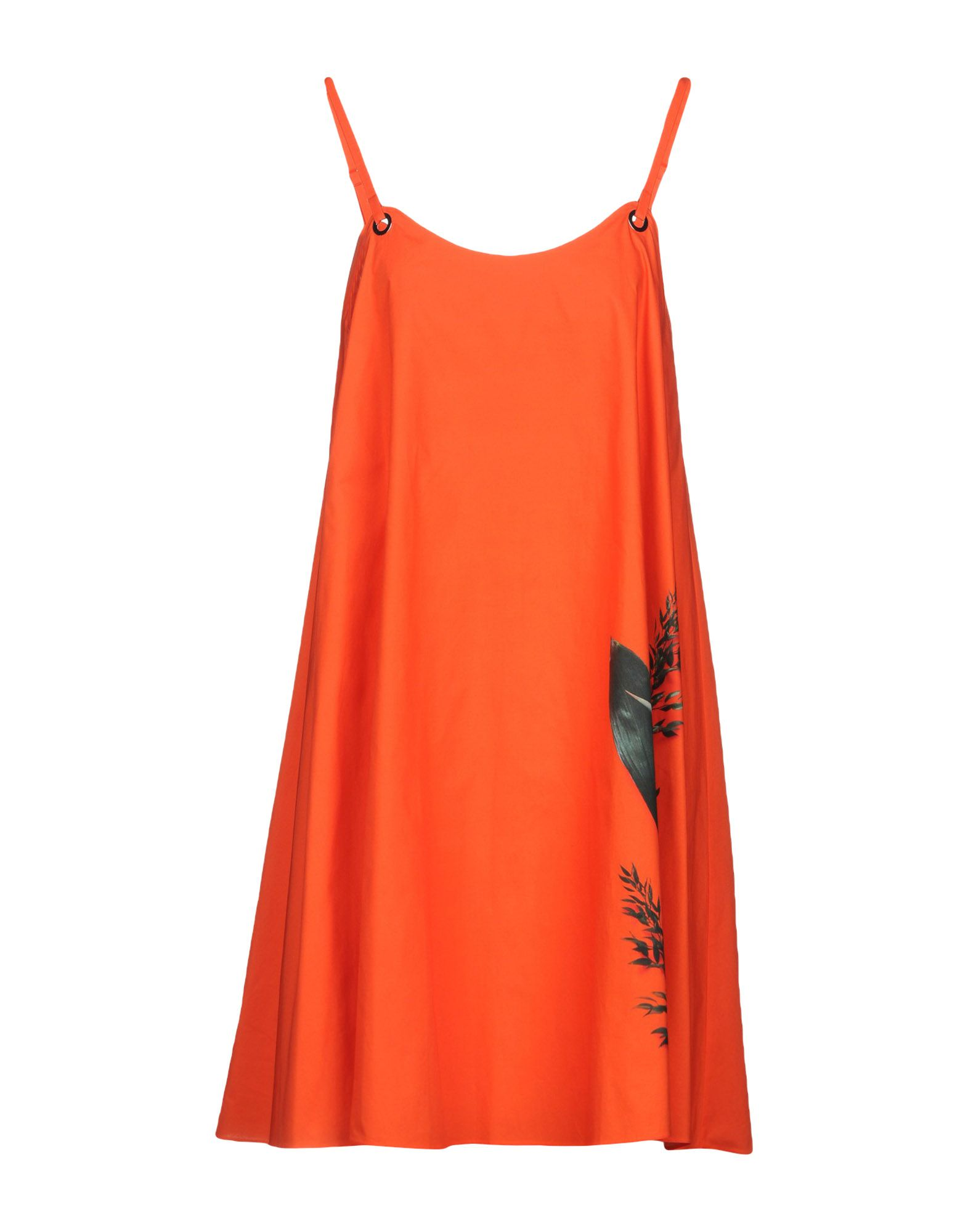 CACHAREL Короткое платье cacharel топ без рукавов