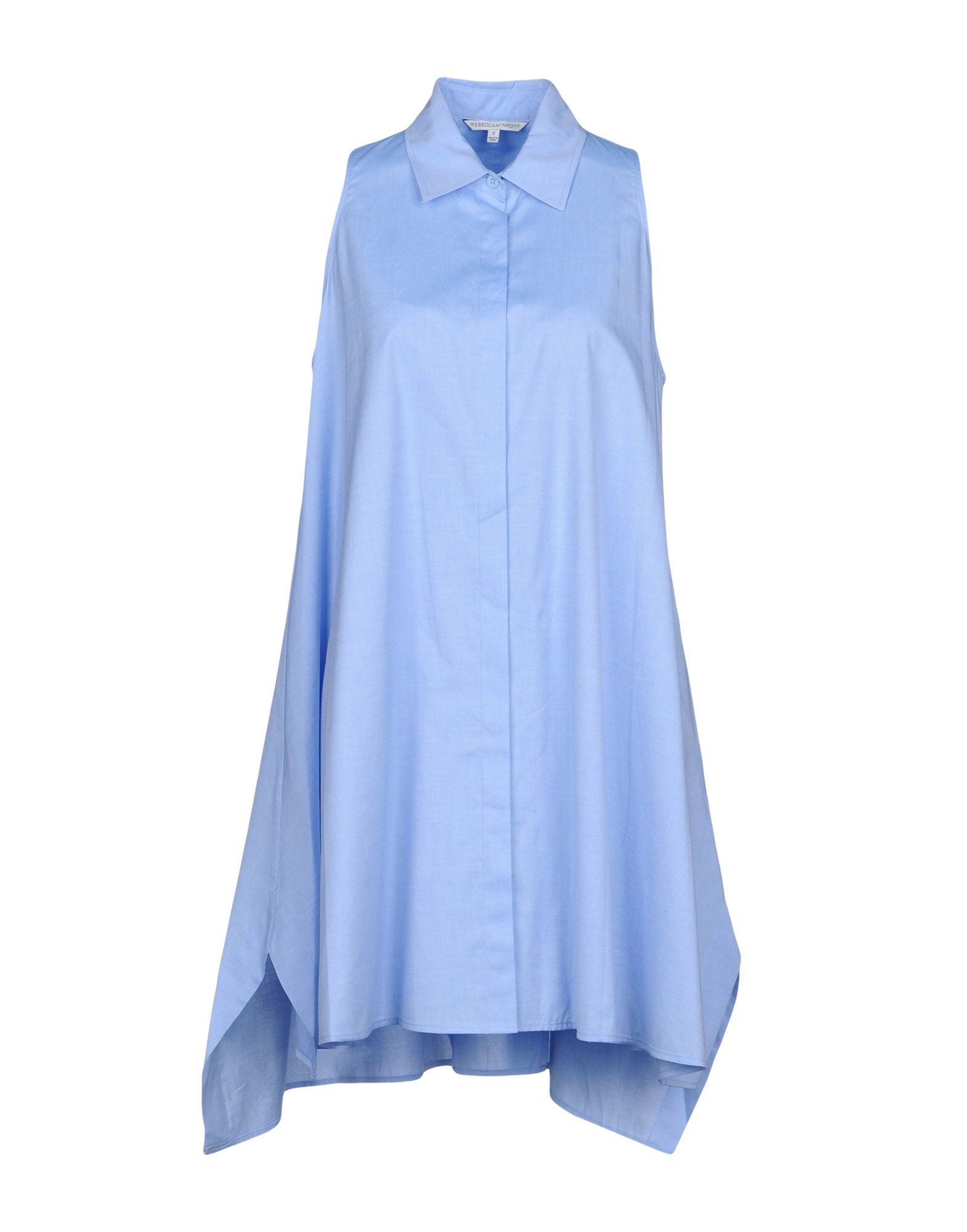 REBECCA MINKOFF Короткое платье сумка rebecca minkoff rebecca minkoff re035bwoau95