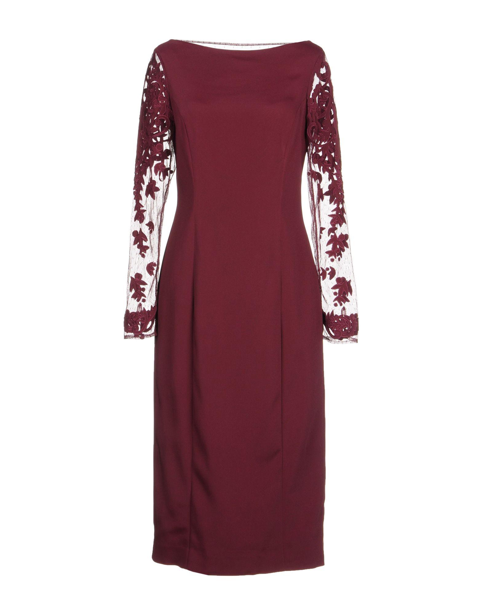 где купить TEMPERLEY LONDON Платье до колена по лучшей цене