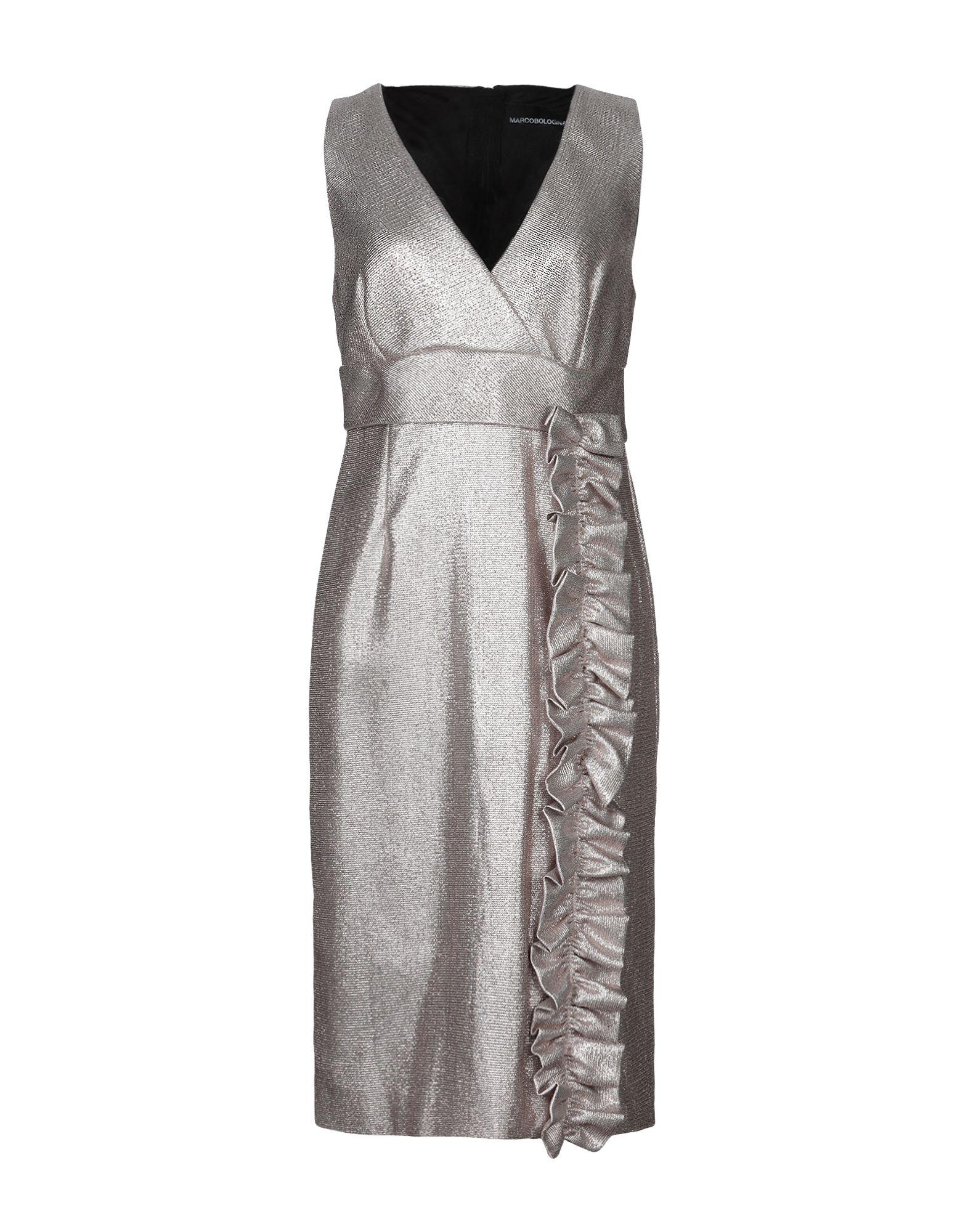 MARCO BOLOGNA Платье до колена цена 2017