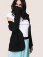 ARMANI EXCHANGE LONGLINE SHAWL LAPEL BLAZER Blazer Woman a