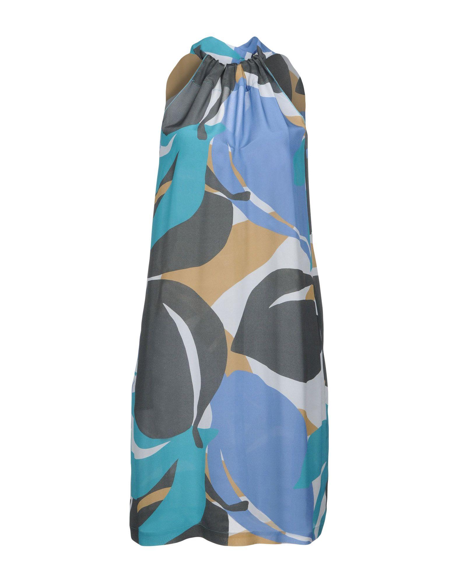JUPE DE SATIN Платье до колена jupe de satin пальто