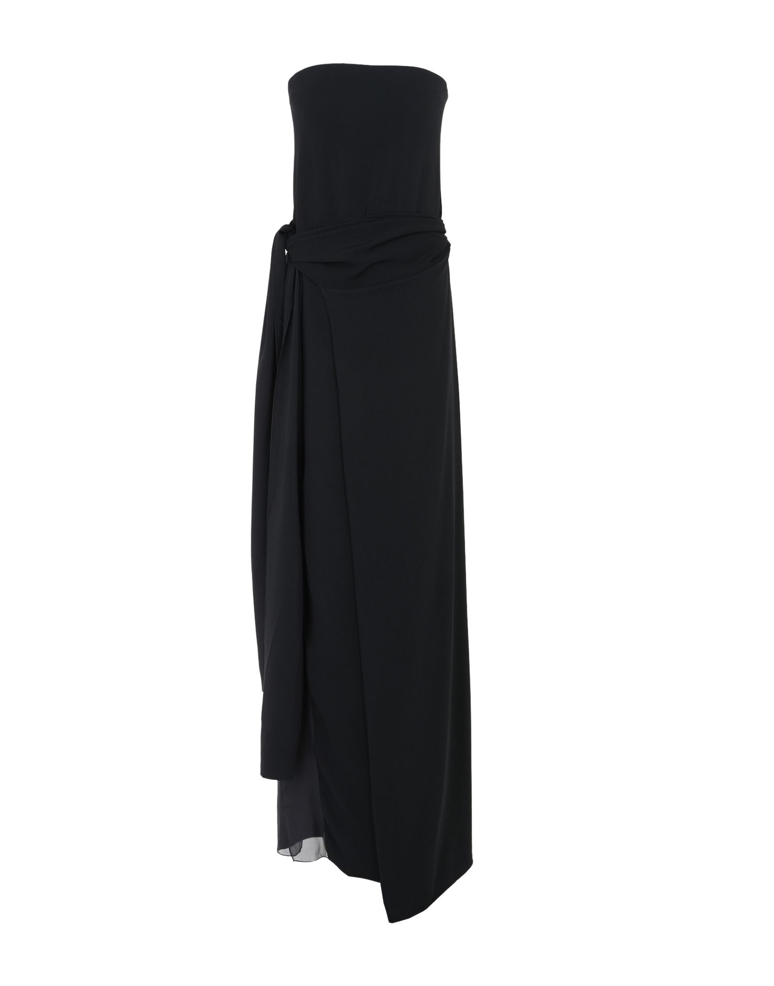 REED KRAKOFF Long Dress in Black