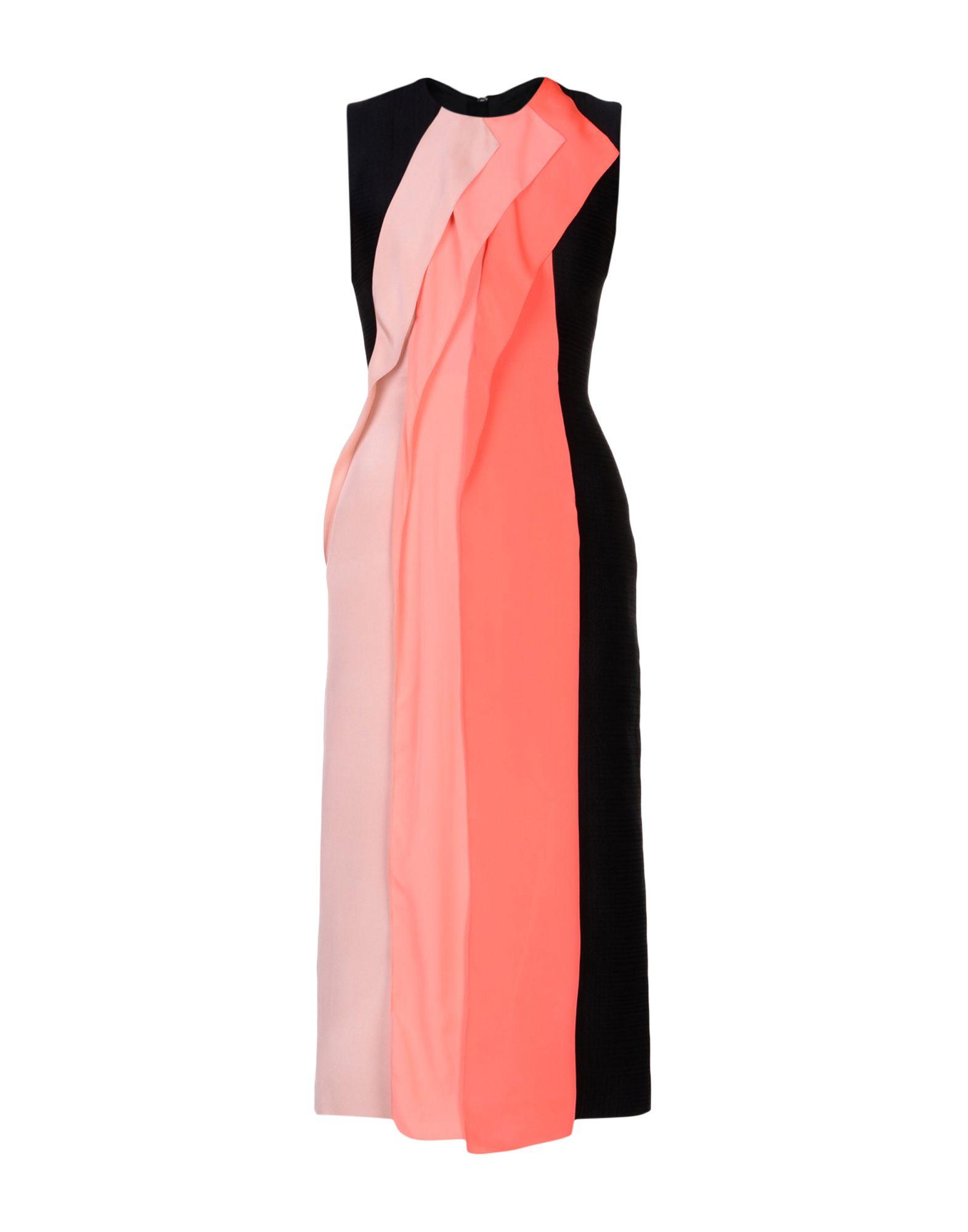 цена ROKSANDA Платье длиной 3/4 онлайн в 2017 году