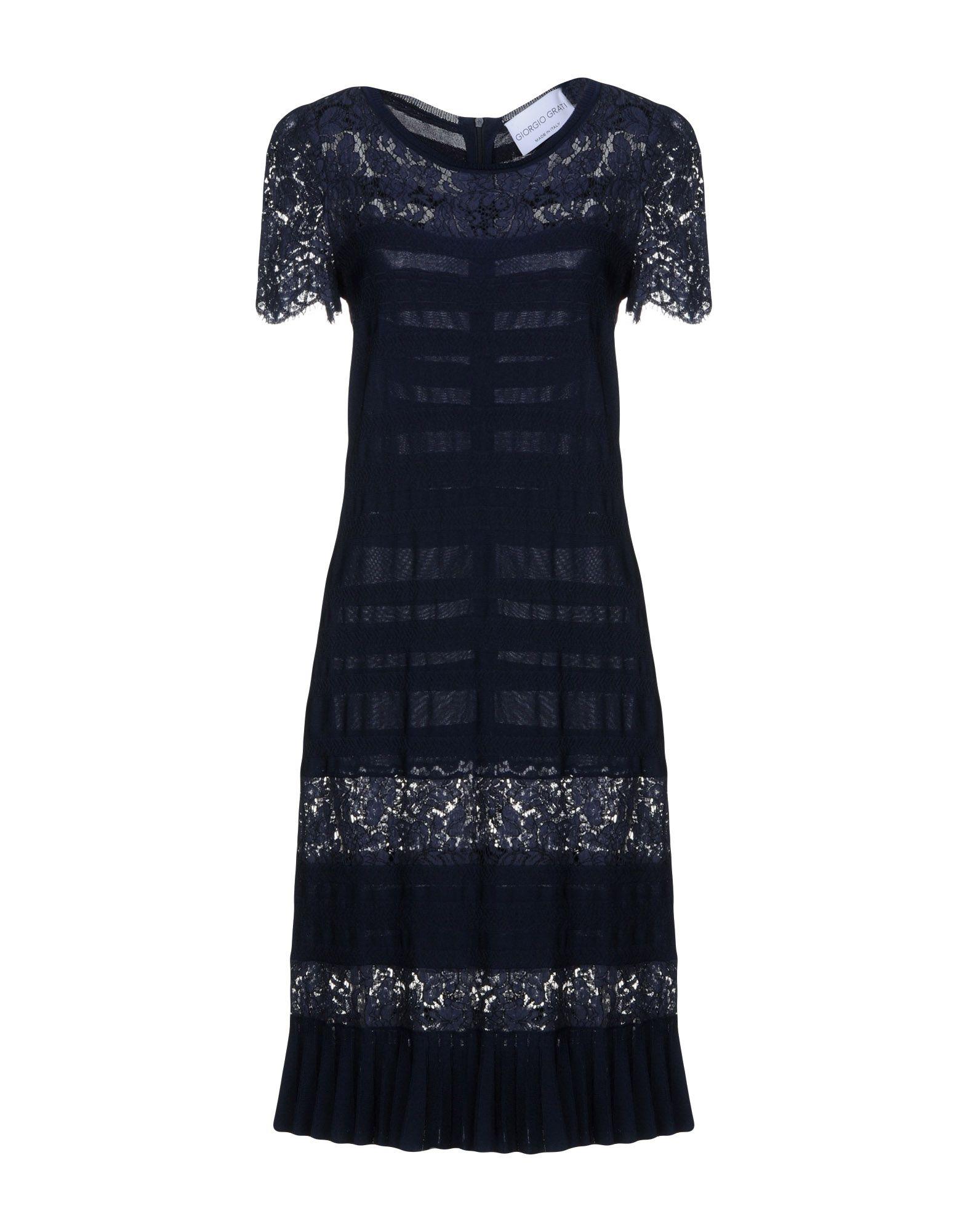 GIORGIO GRATI | GIORGIO GRATI Knee-length dresses | Goxip