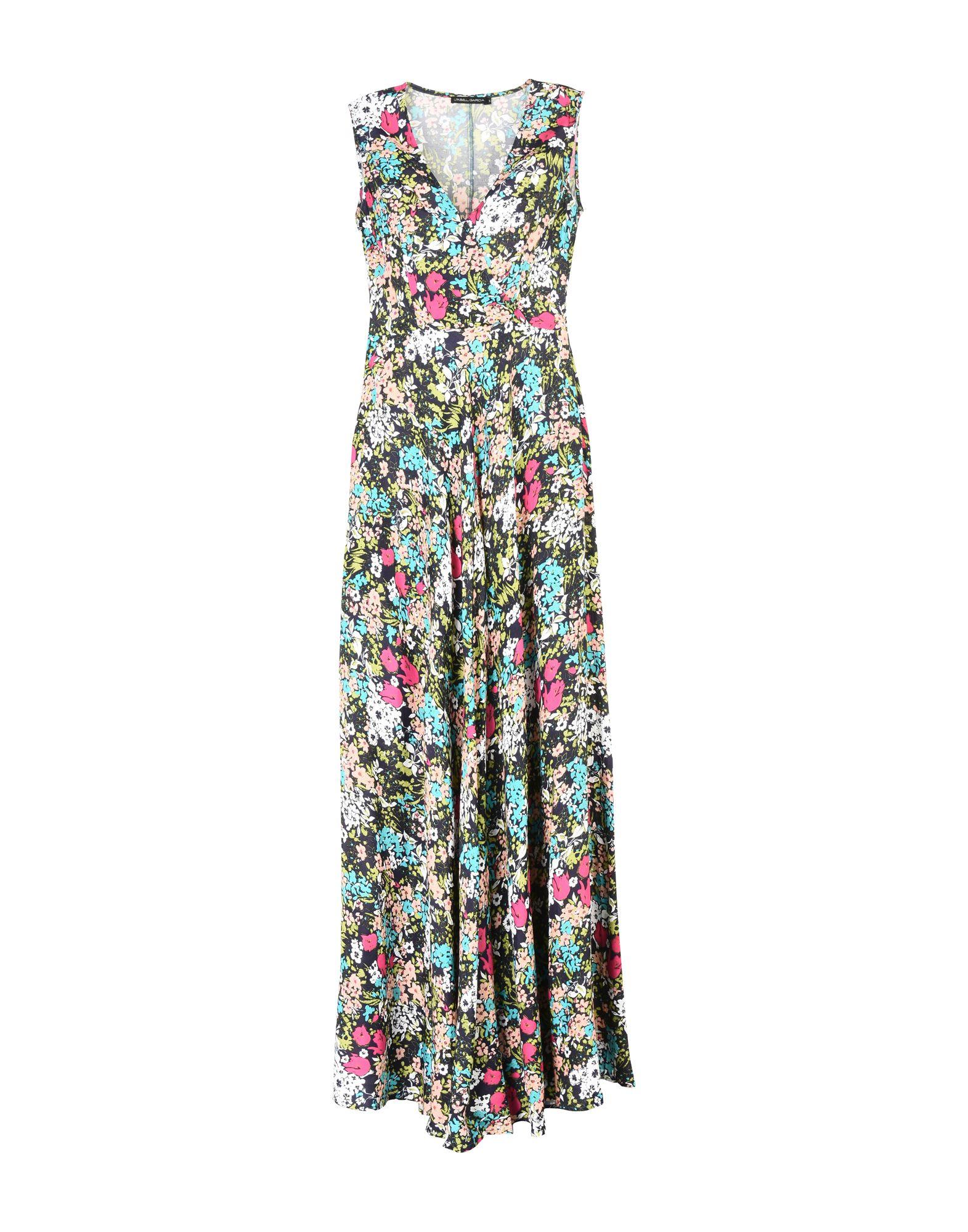 ISABEL GARCIA Длинное платье pedro garcia garcia en agosto del 77 nacias tu nivel intermedio 2