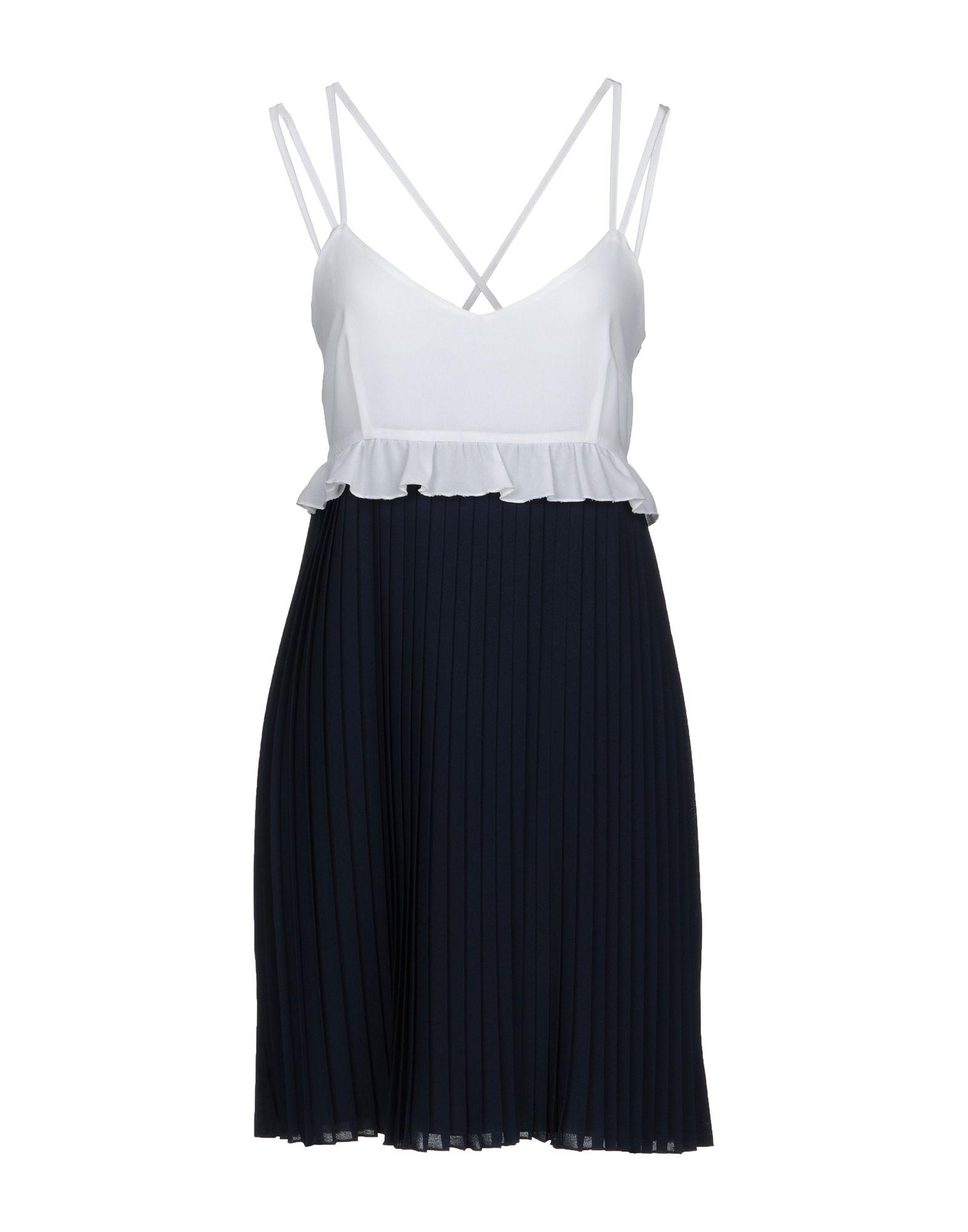 где купить POEMS Короткое платье по лучшей цене