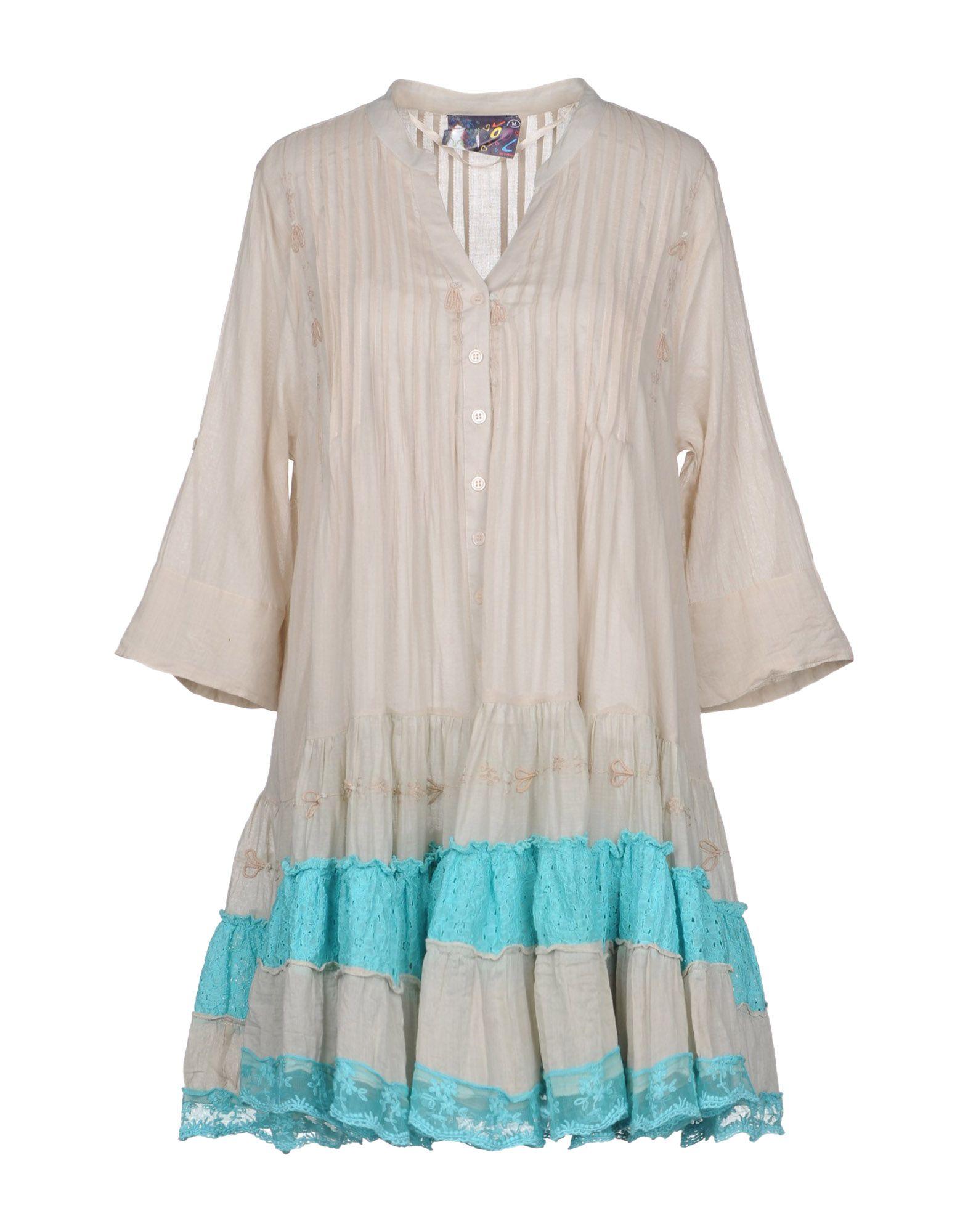 KOOL by CALAO Короткое платье рубашка insight osama bin smokin kool g khaki