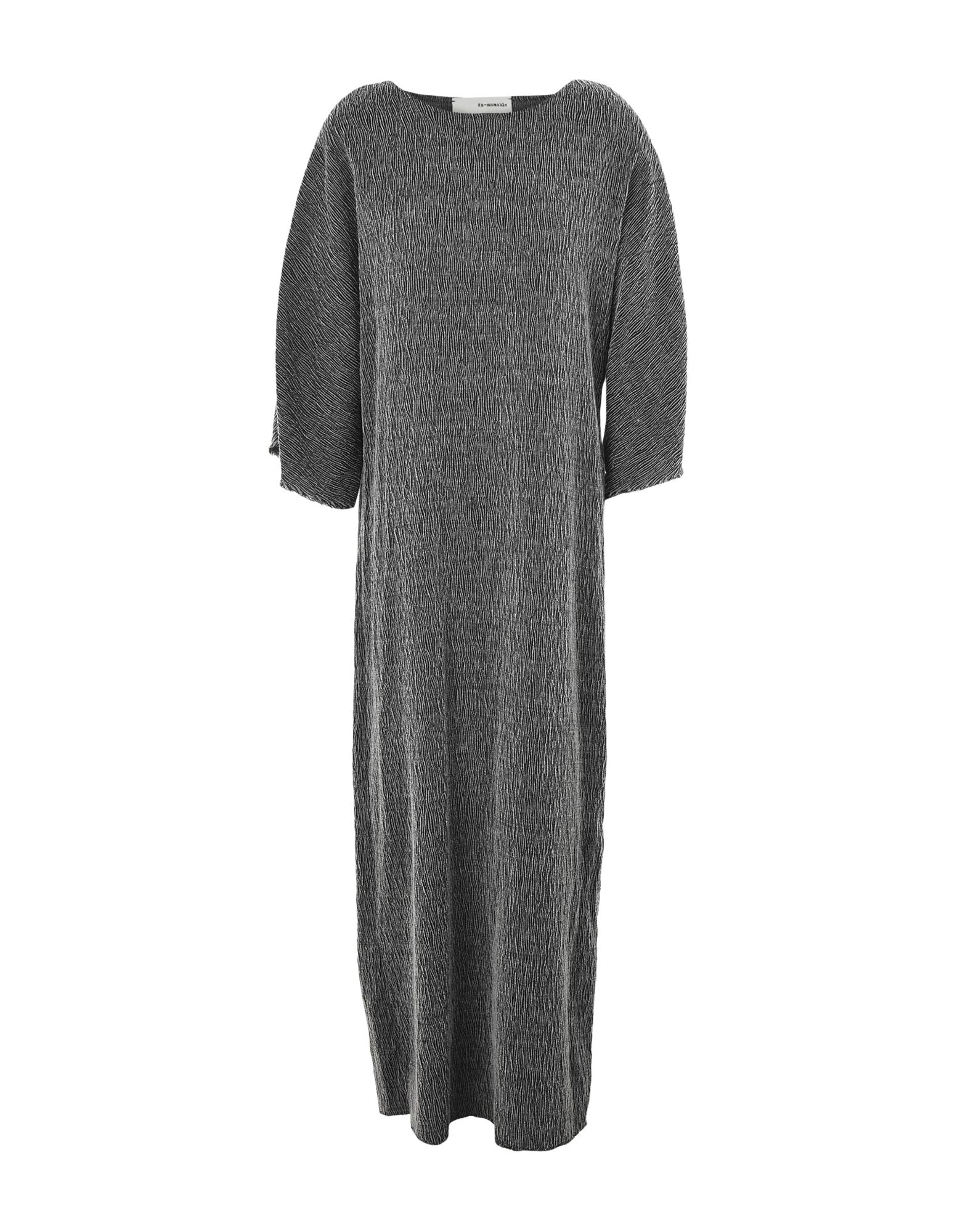 UN-NAMABLE Длинное платье
