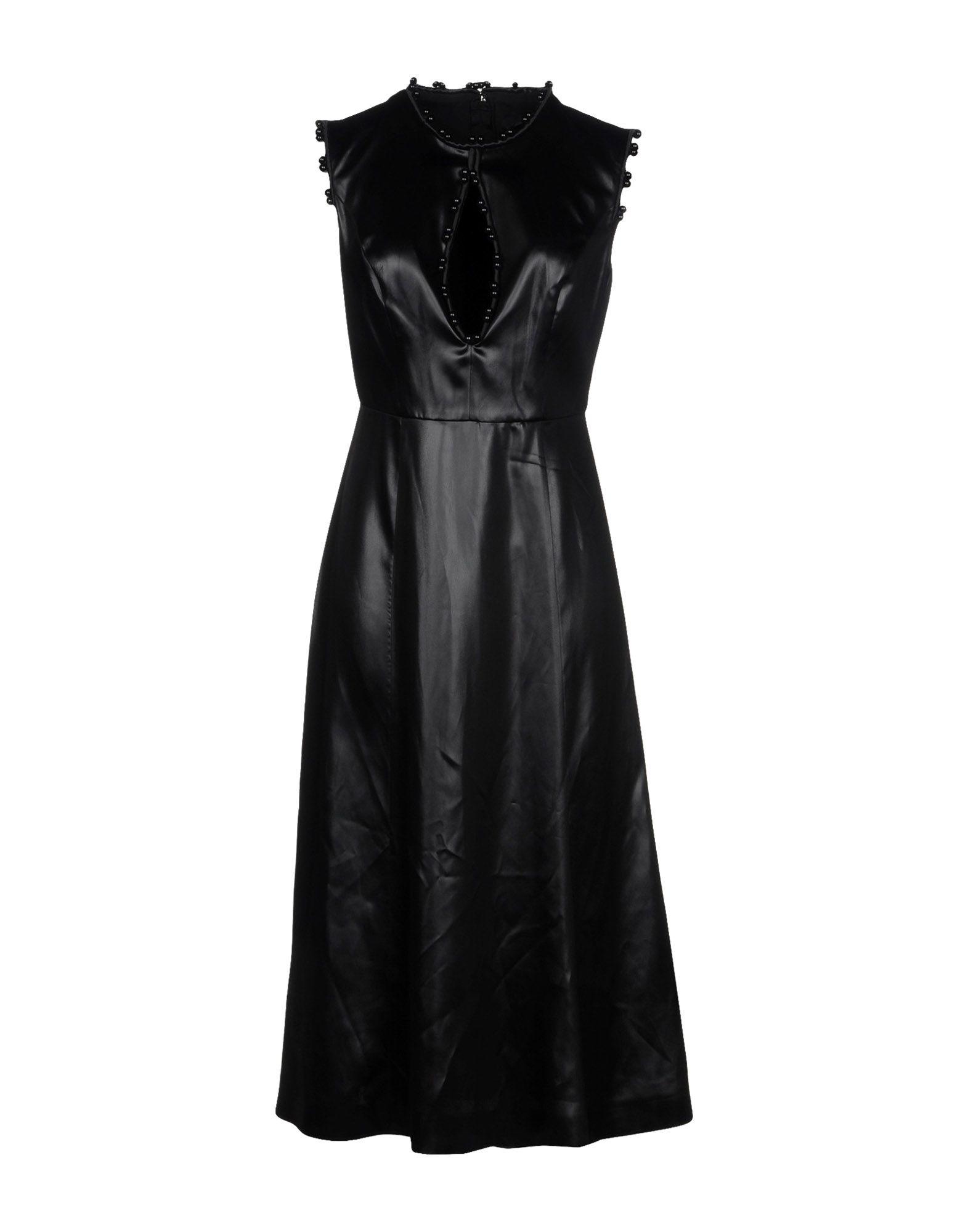 цена GILES Платье длиной 3/4 онлайн в 2017 году