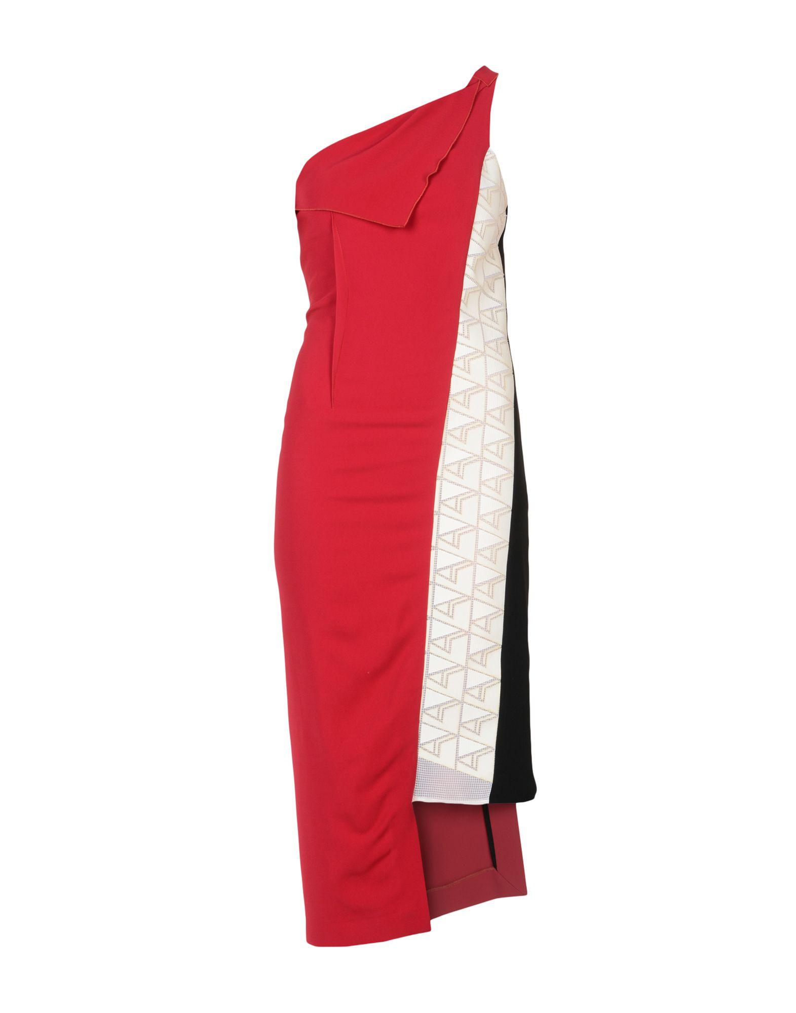 ROLAND MOURET Платье длиной 3/4 roland m cube gxr