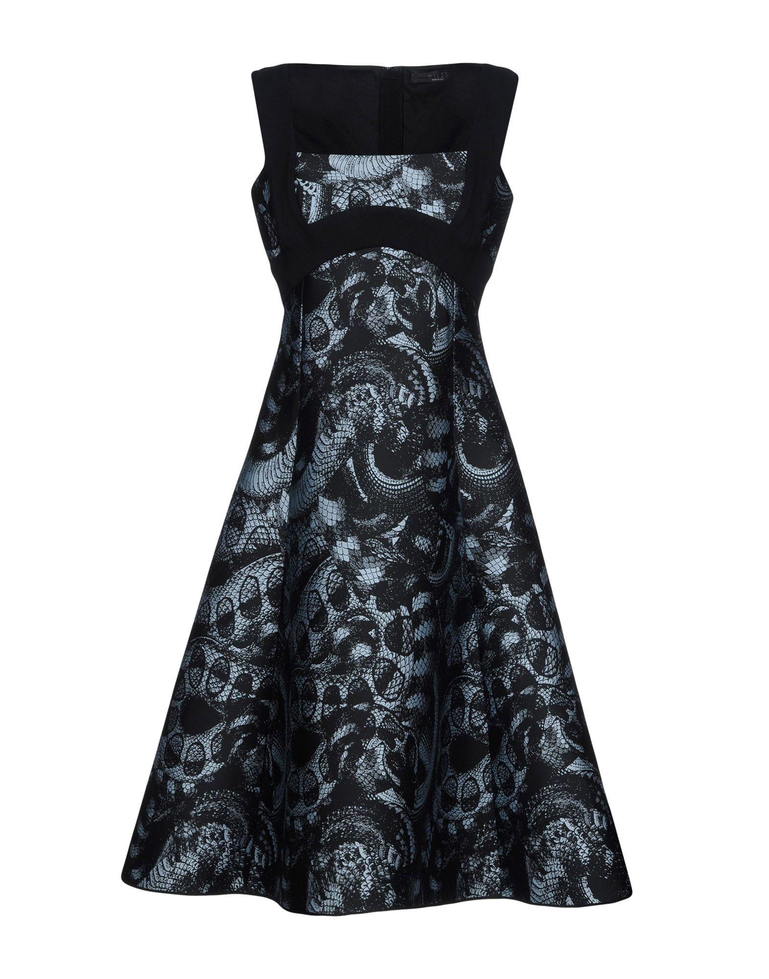 GILES Платье до колена giles