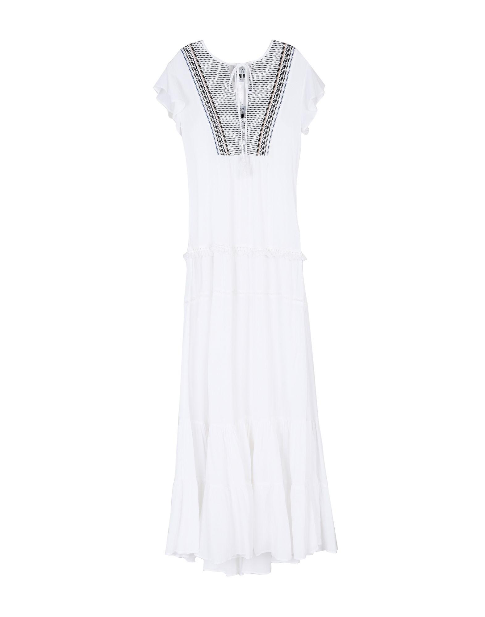 MY TWIN by TWIN SET Длинное платье