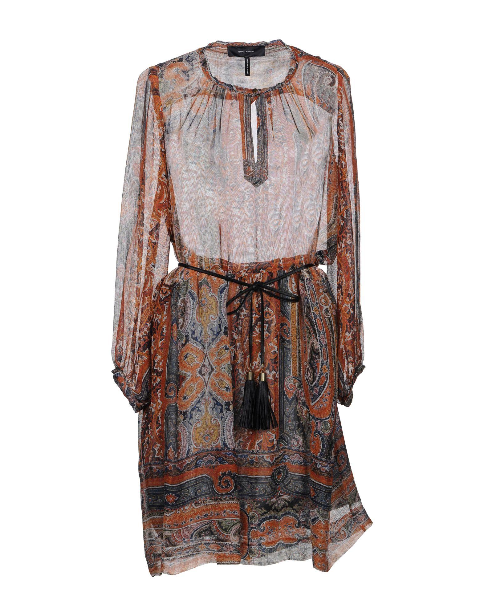 ISABEL MARANT Короткое платье стоимость
