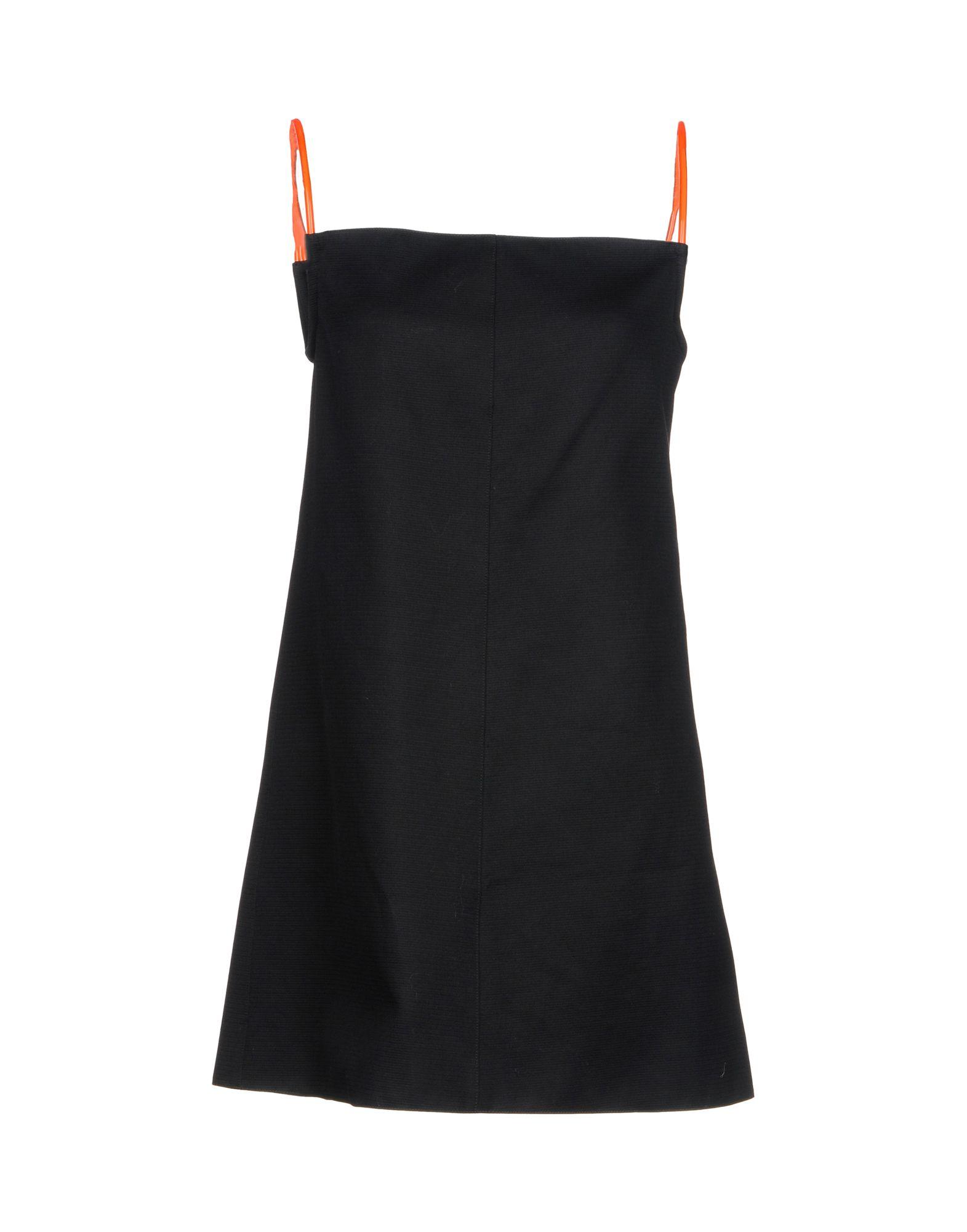 COURRÈGES Короткое платье недорго, оригинальная цена