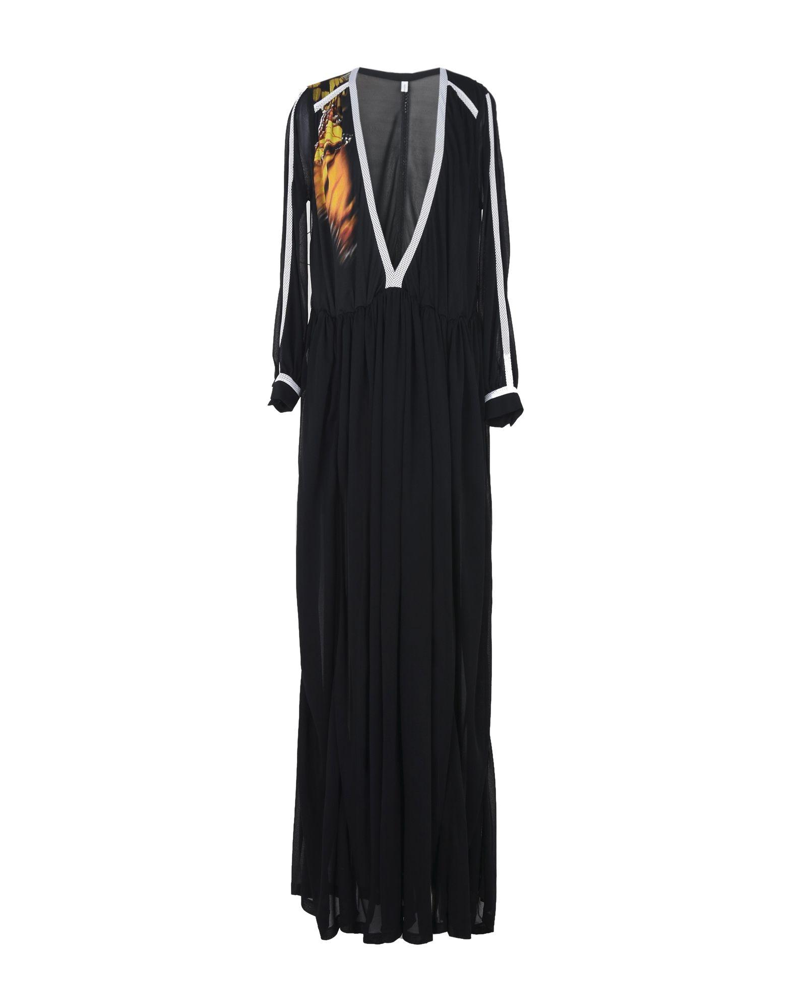 FAITH CONNEXION Длинное платье платье faith connexion цвет черный