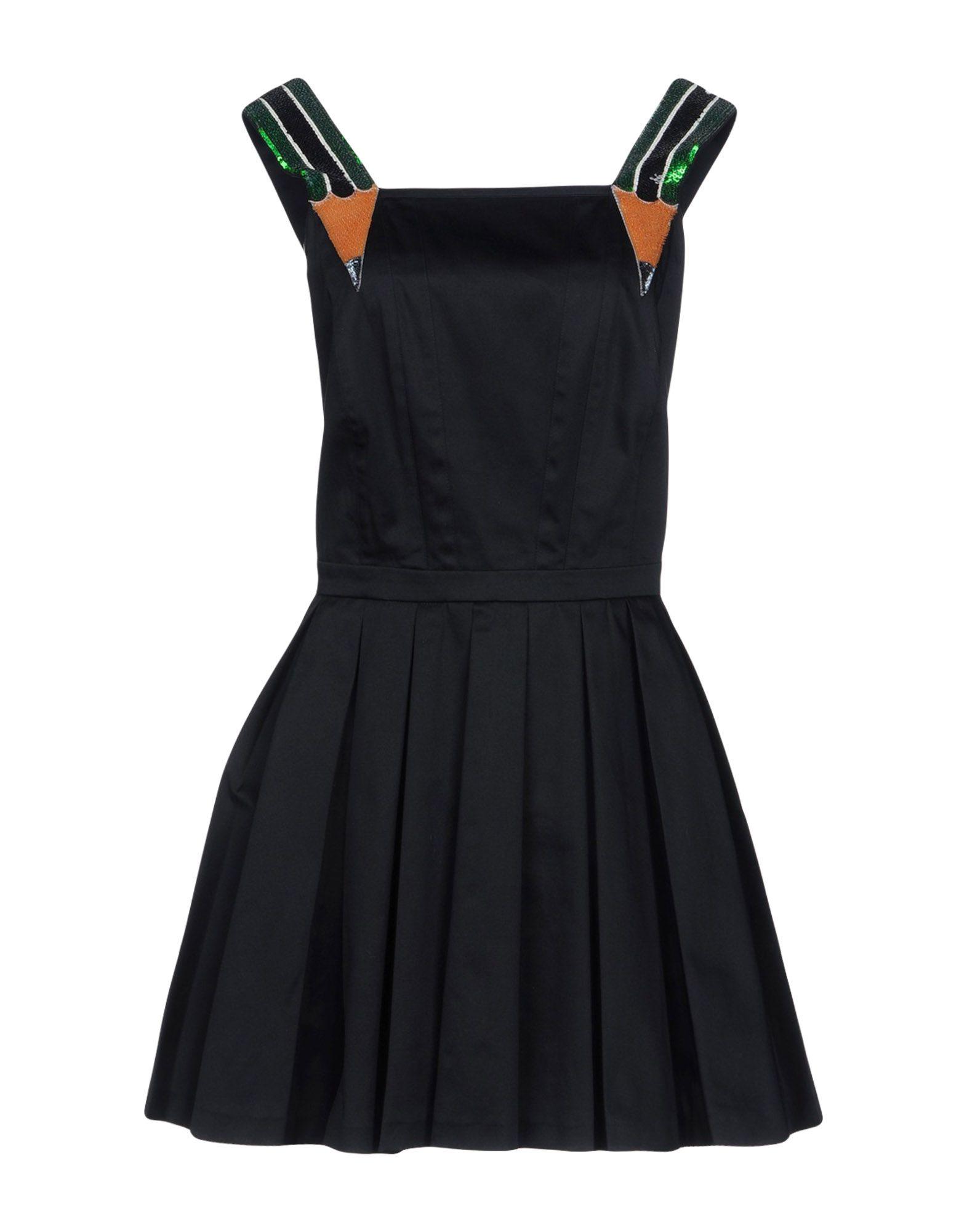 OLYMPIA LE-TAN Короткое платье olympia le tan брючный комбинезон