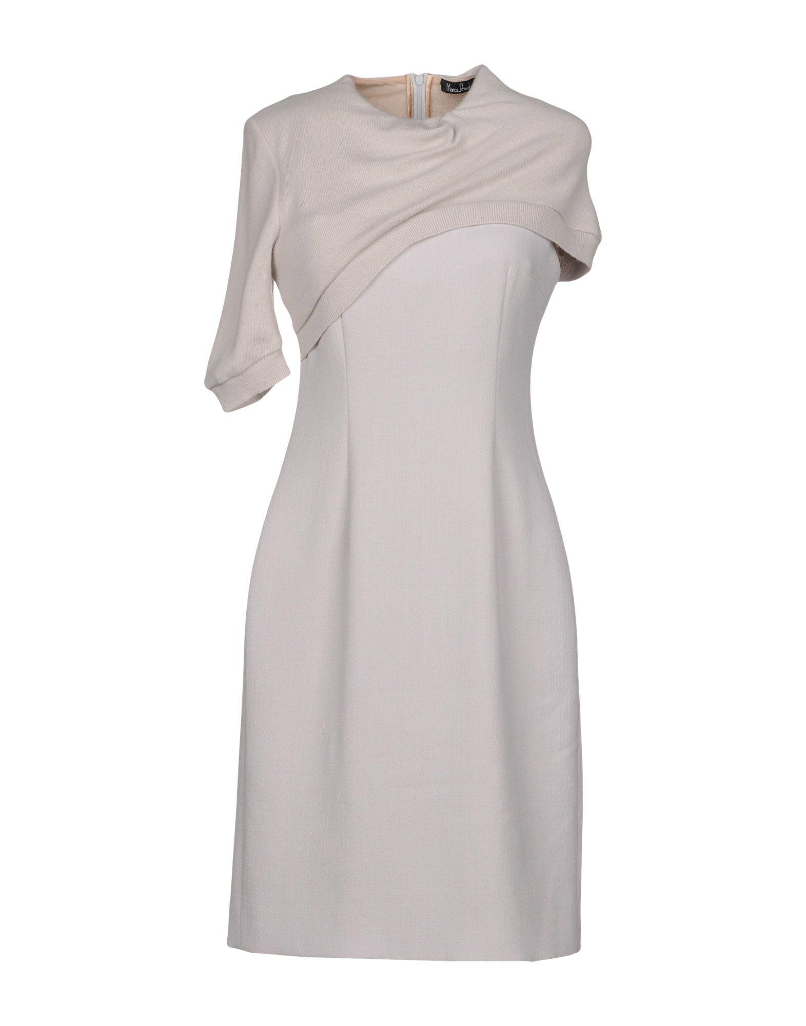 MARIOS SCHWAB Короткое платье