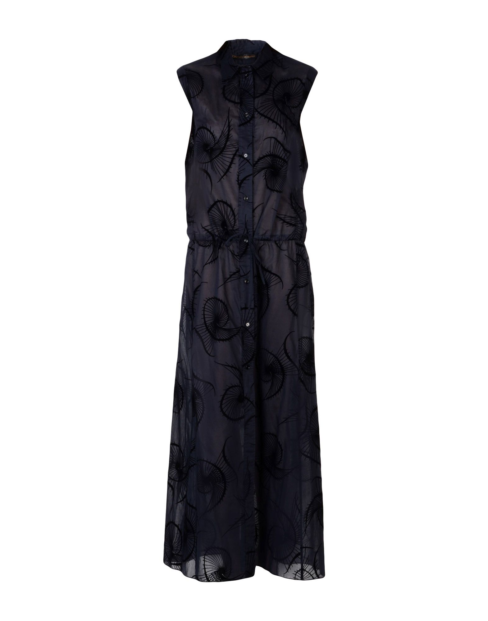 где купить AGNONA Длинное платье по лучшей цене
