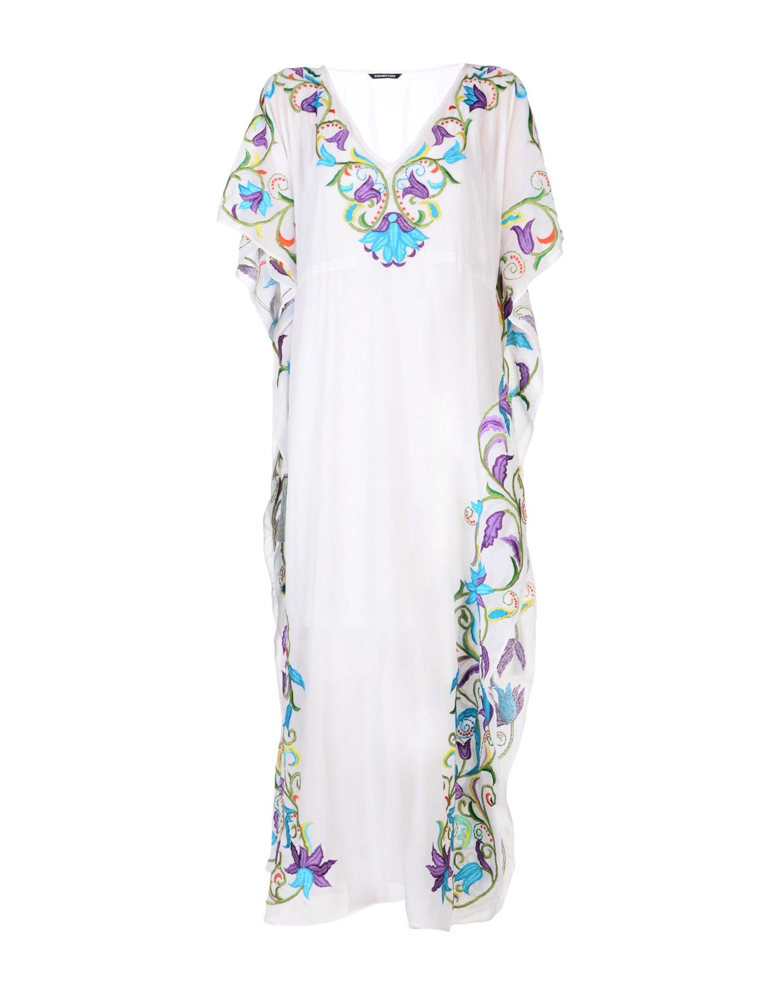 KAS NEWYORK Длинное платье