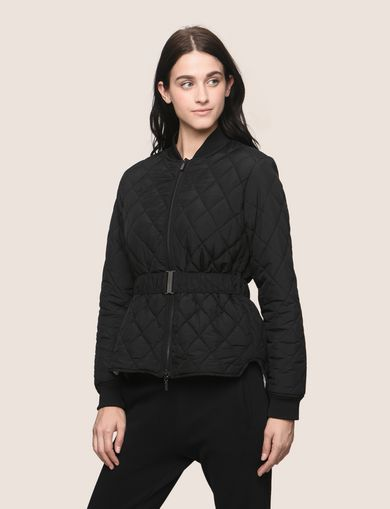 ARMANI EXCHANGE PUFFER JACKET Woman F