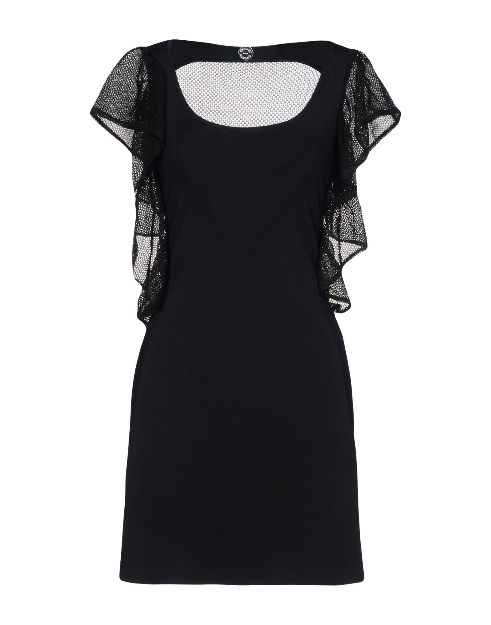 AZZARO Short Dress in Black