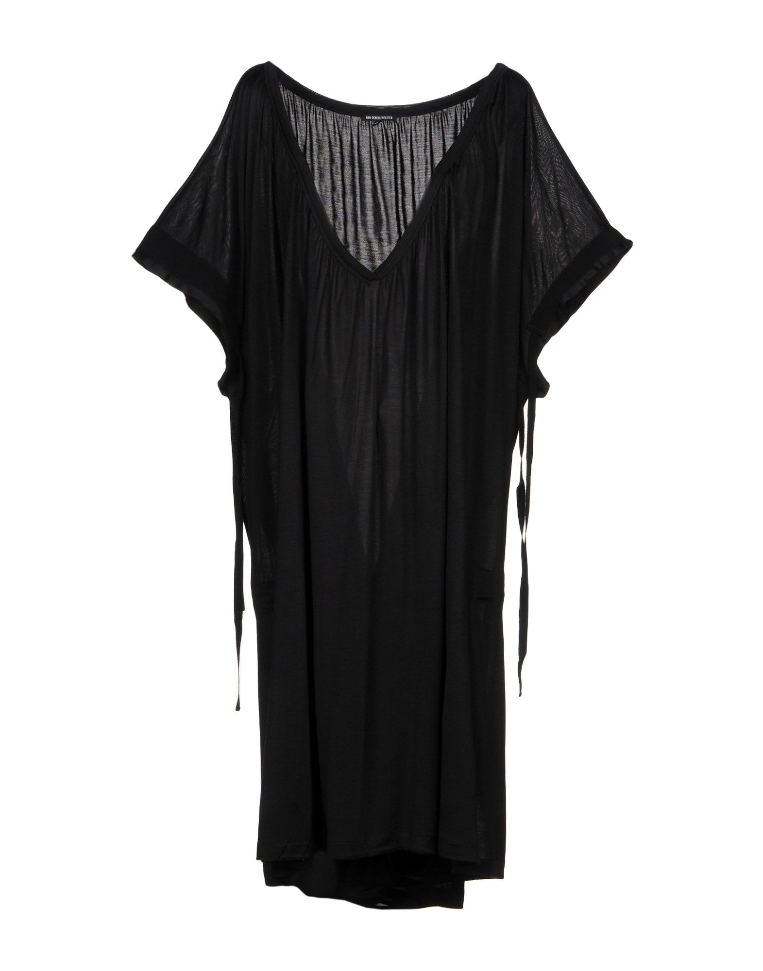 ANN DEMEULEMEESTER Короткое платье