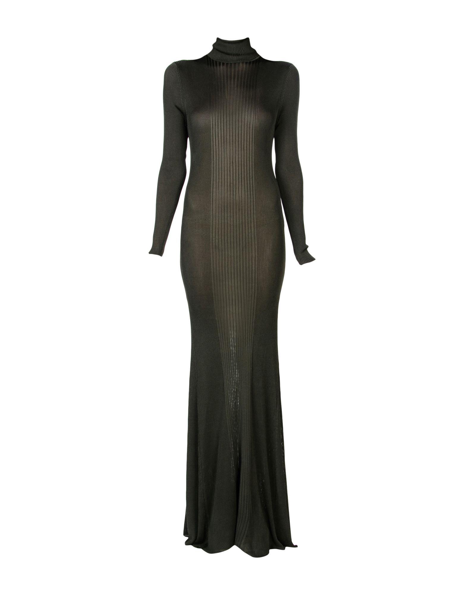 цены на EMILIO PUCCI Длинное платье в интернет-магазинах