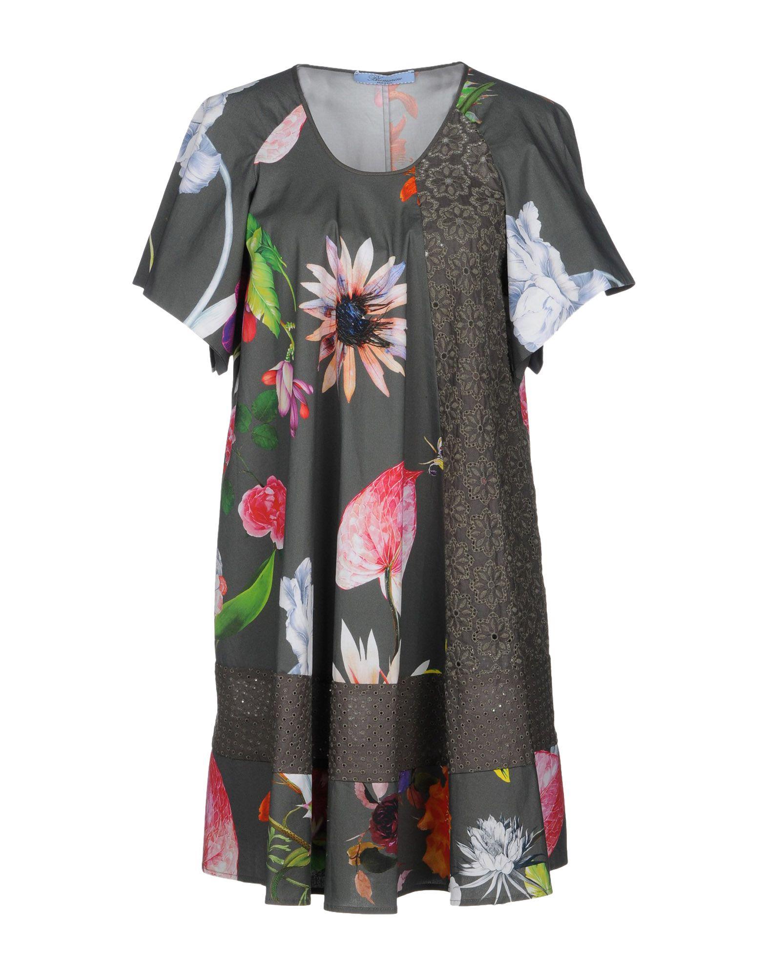 BLUMARINE Короткое платье женское платье 21050