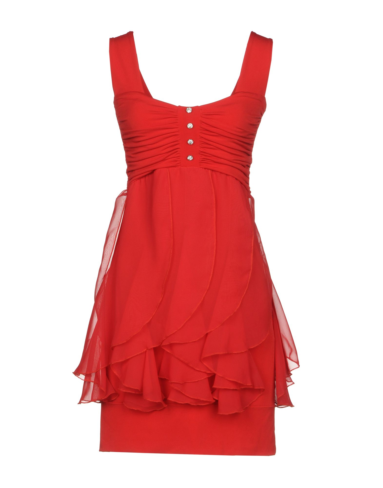 AGUA Короткое платье agua платье до колена
