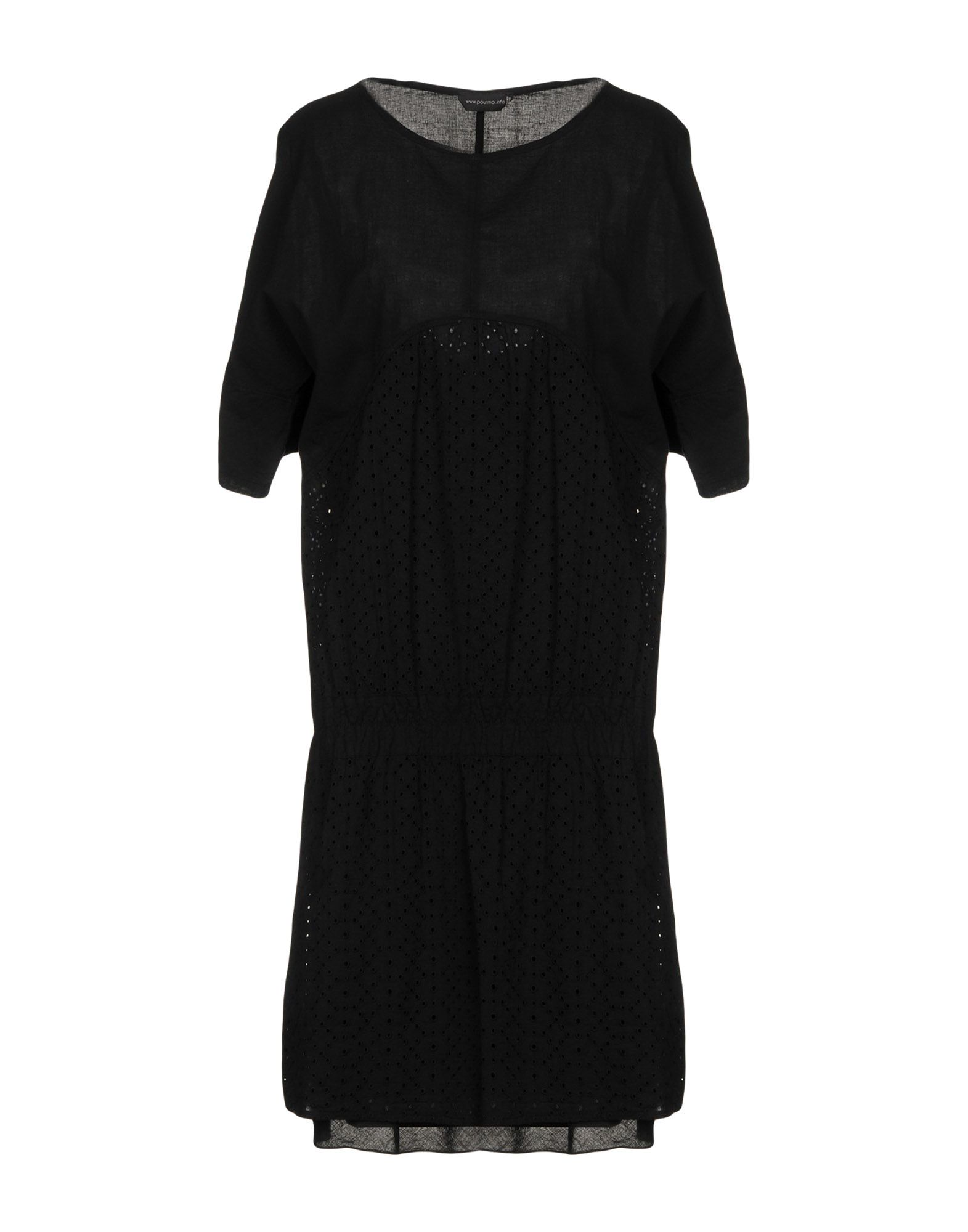 POUR MOI Короткое платье цены онлайн